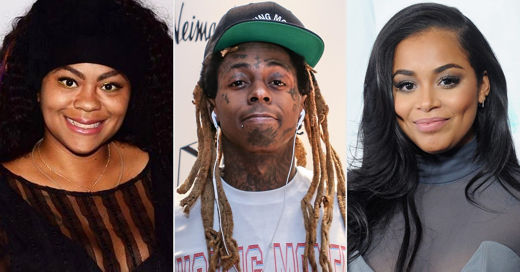 Nivea and Lauren London Became 'Very Close' While Both ...Lauren London And Lil Wayne Pics
