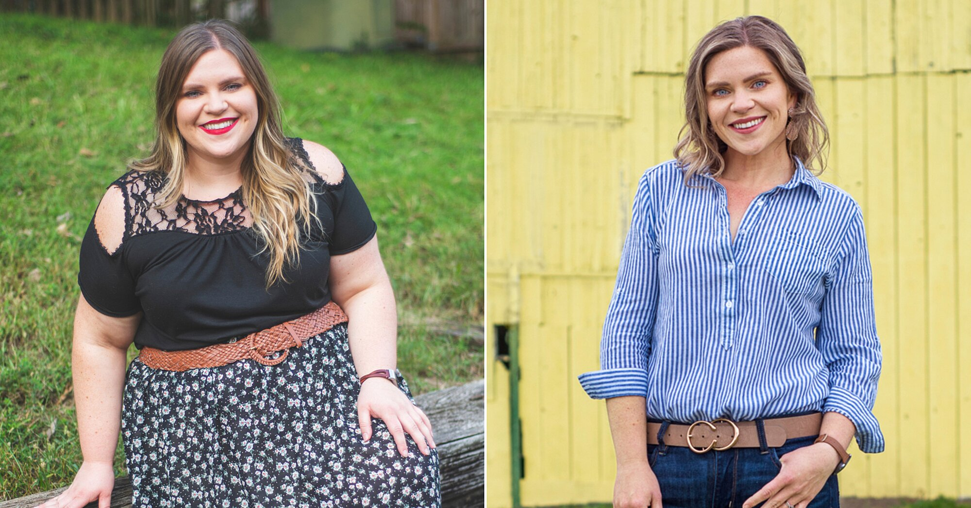 This Cattle Rancher Lost 122 Lbs. — and Her Weight Loss Method Is Perfect for Life in Quarantine