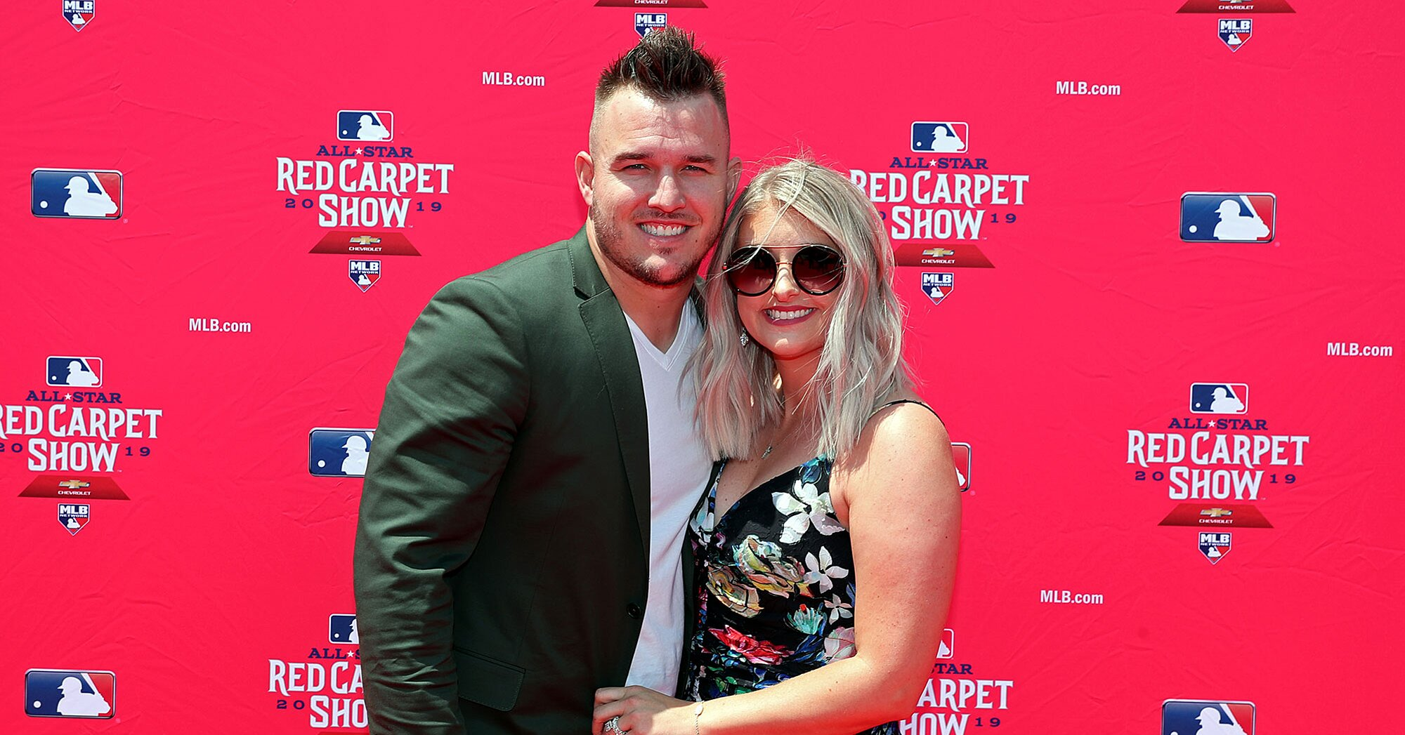 MLB Star Mike Trout and Wife Jessica Welcome Their First Child: 'Our Greatest Gift from Above'