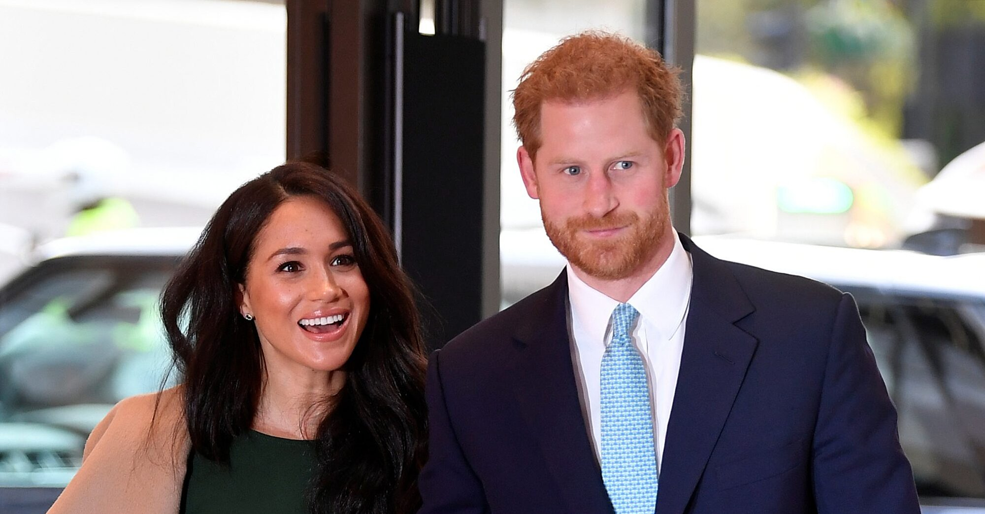 Meghan Markle and Prince Harry Celebrate First Thanksgiving in New Montecito Home