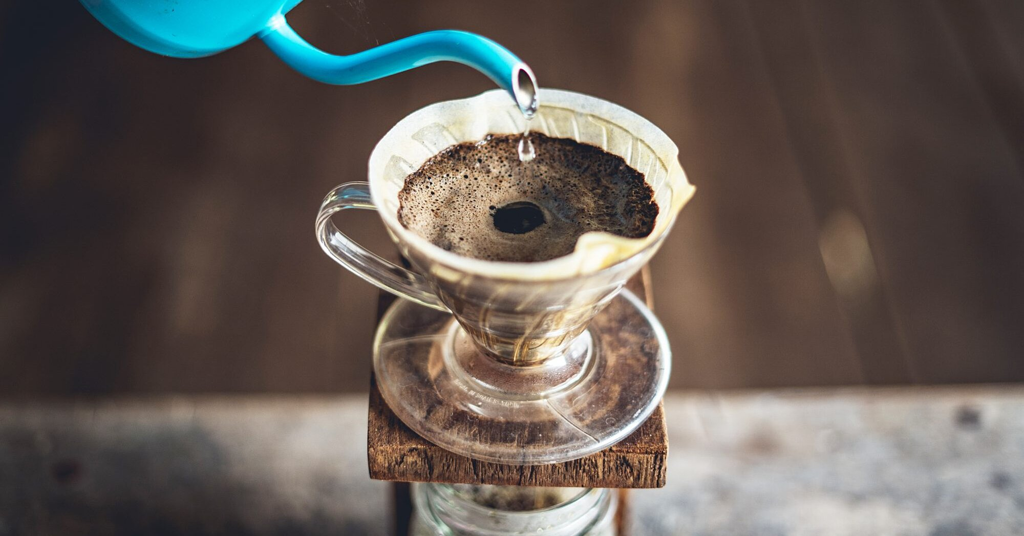 How to Make the Perfect Pour-Over Coffee at Home