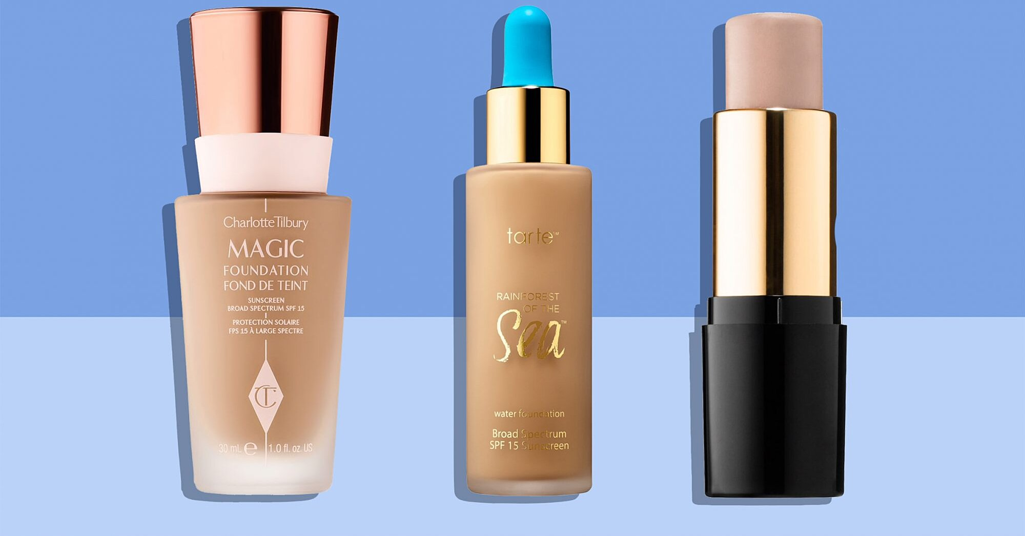 8 Best Foundations With SPF to Protect and Perfect Your Complexion