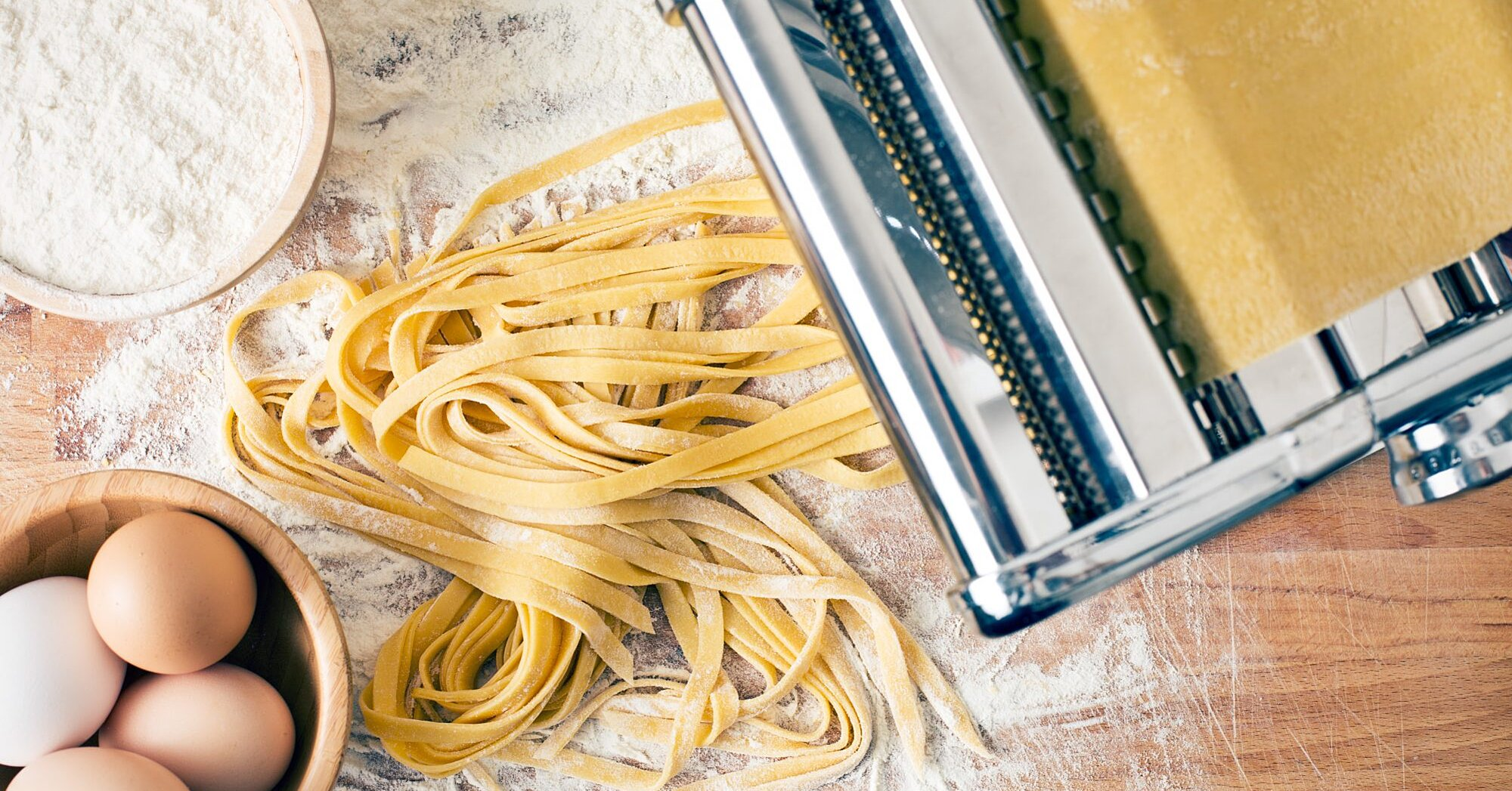 Homemade Pasta Is Easier Than You Think—So Long As You Follow These Simple Steps