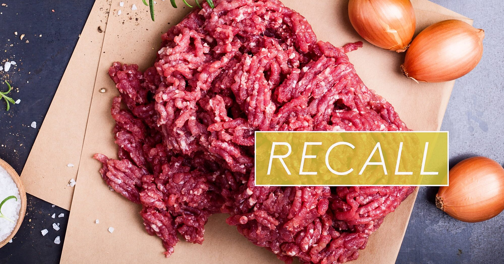 Usda Recalls 38 000 Pounds Of Beef Products Real Simple