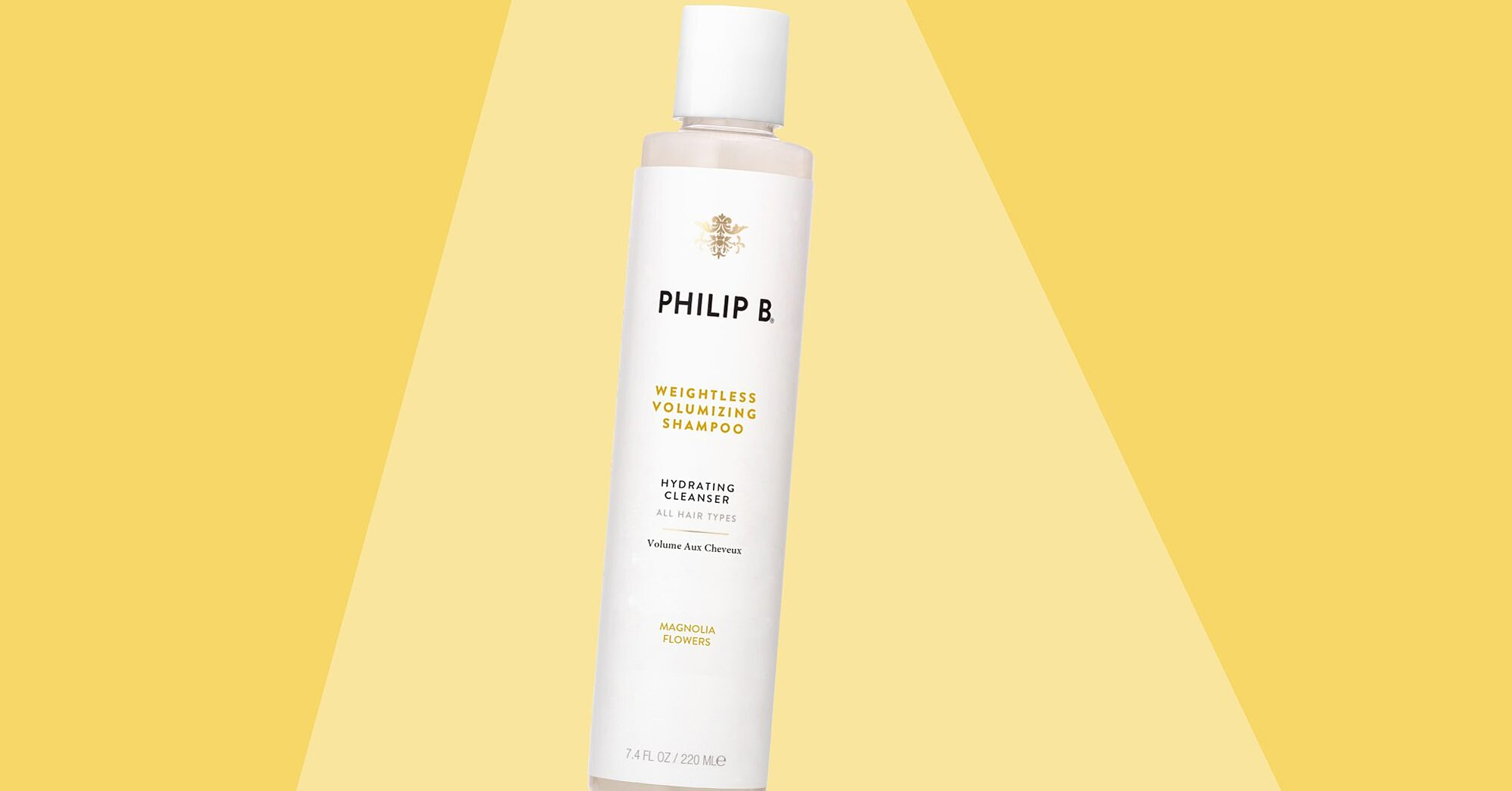 My 59-Year-Old Mom Swears By This Volumizing Shampoo for Thinning Hair