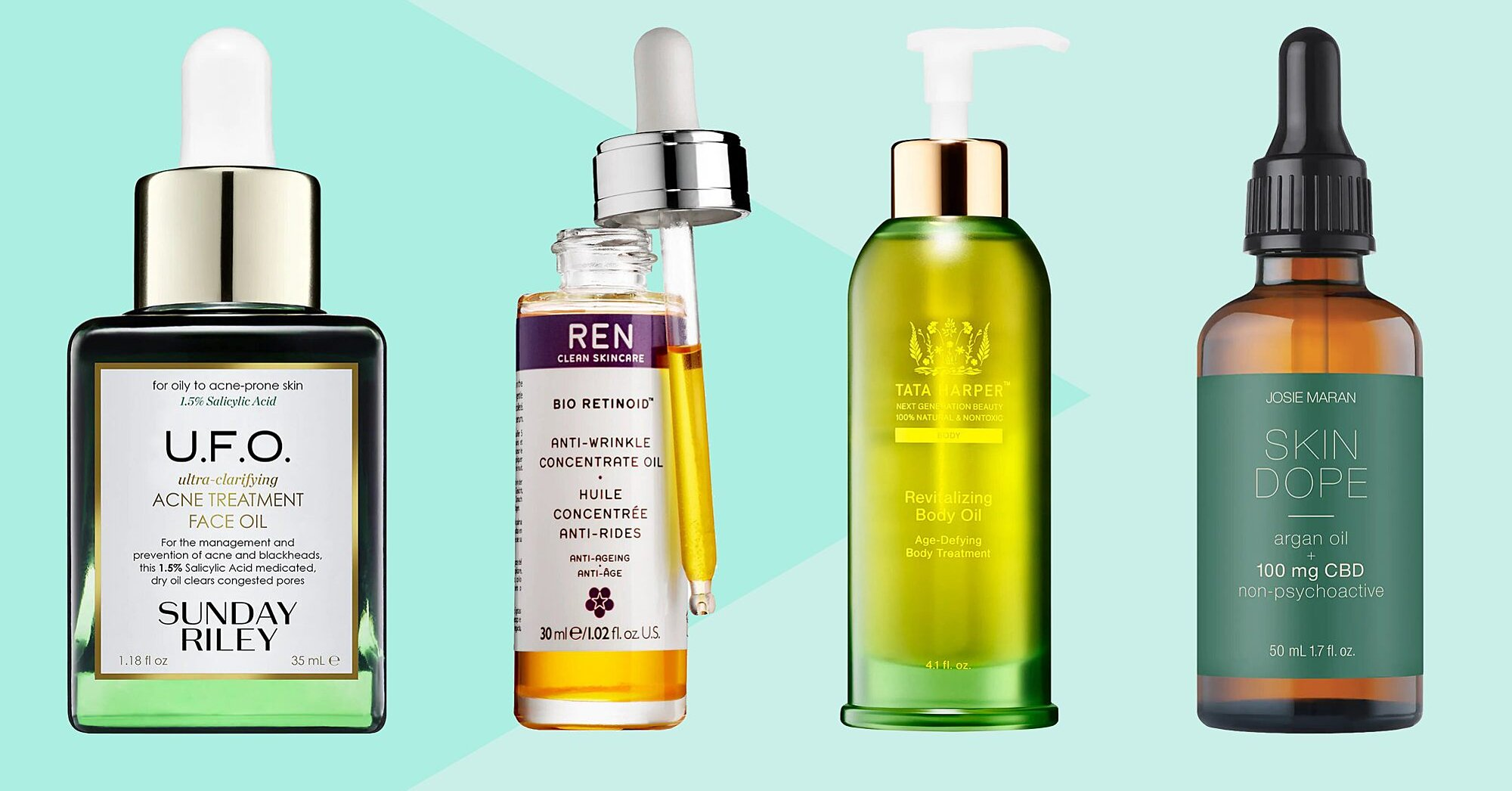 15 Anti-Aging Face Oils That Actually Work, According to Thousands of Beauty Lovers