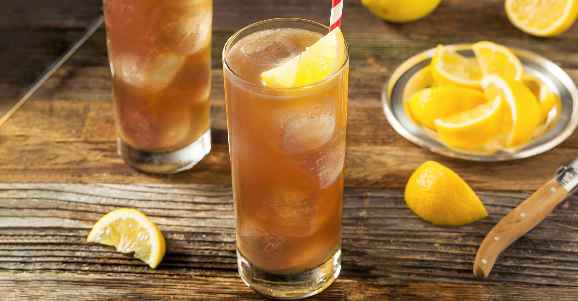 Long Island Iced Tea Is the Ideal End-of-Summer Cocktail—Here's How to Make One
