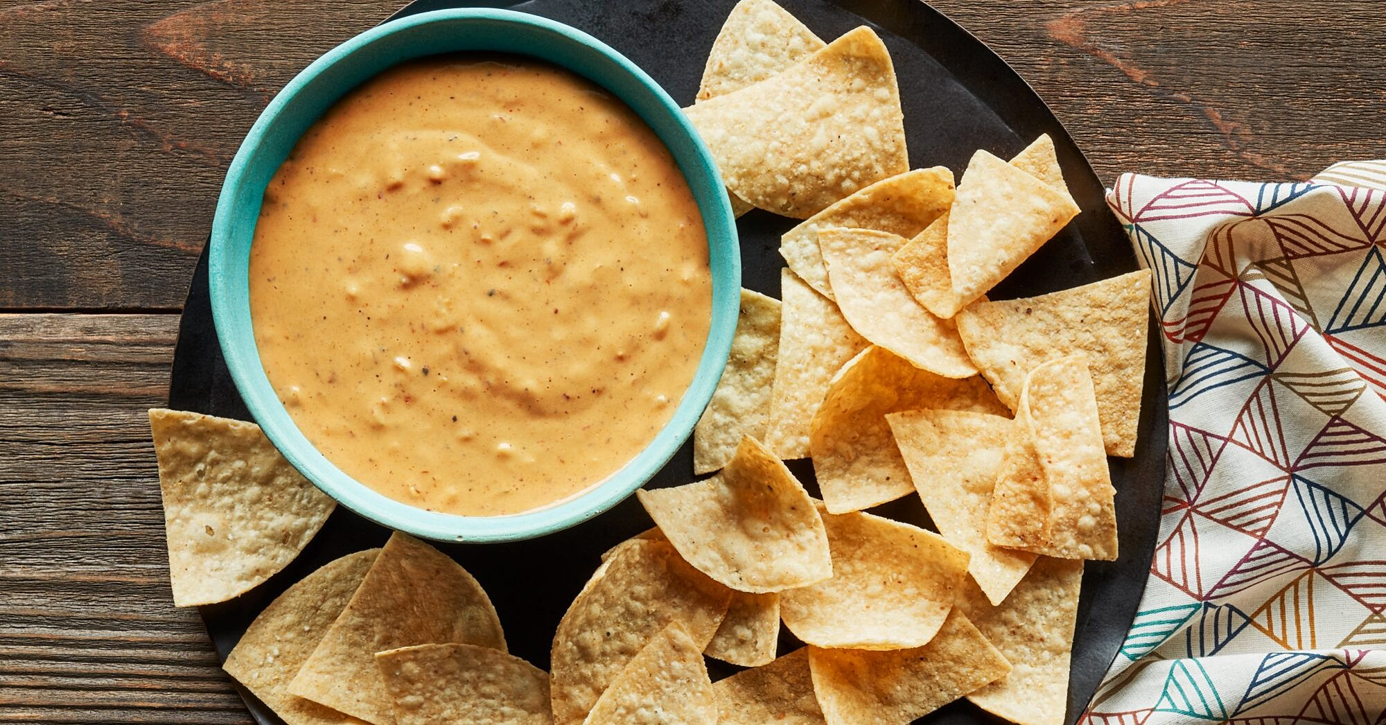 How to Make Vegan Queso, the Protein-Packed, Plant-Based Cure for Bland Food