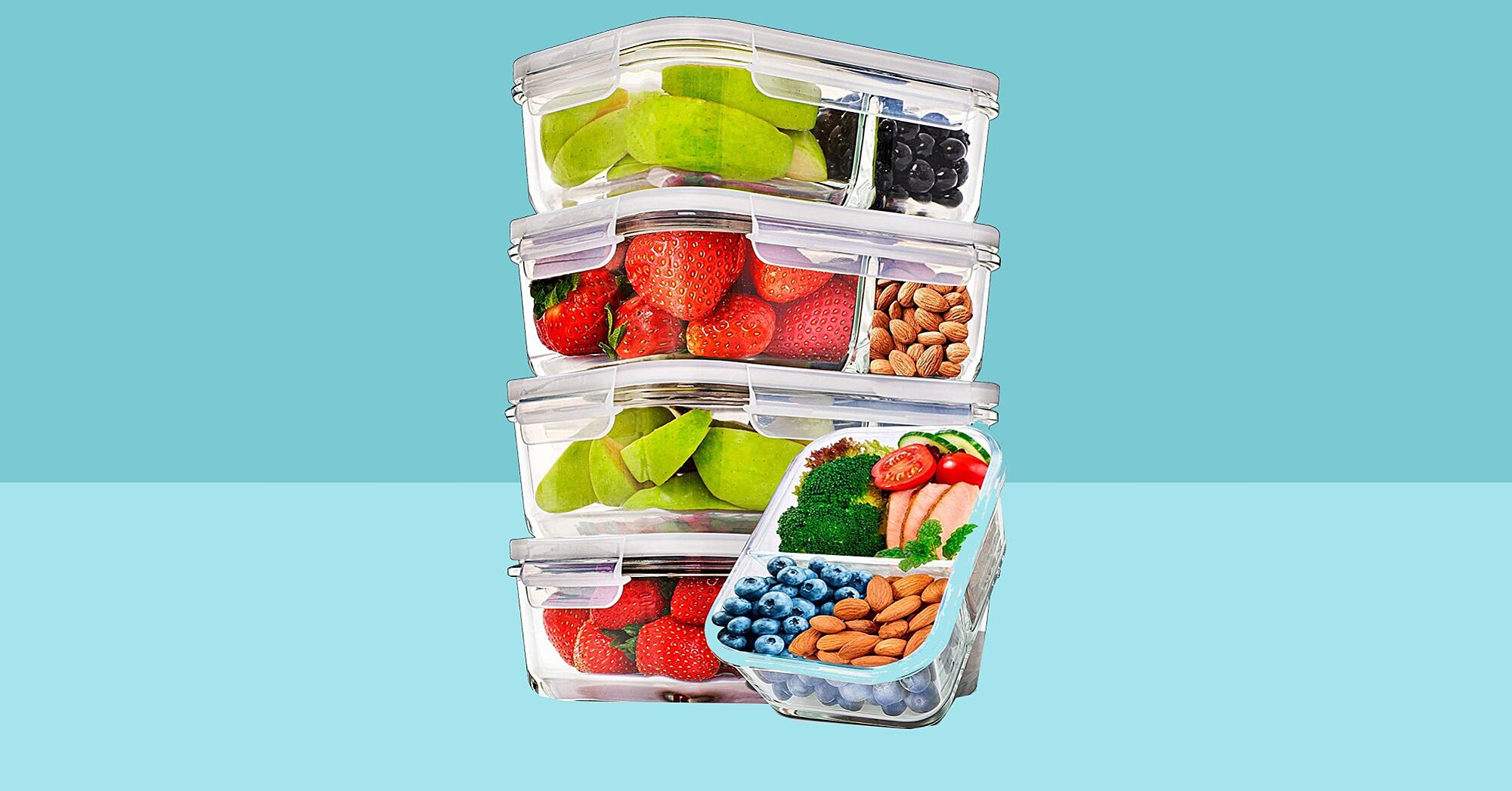 The 10 Best Food Storage Containers for Every Kitchen's Needs, According to Reviews