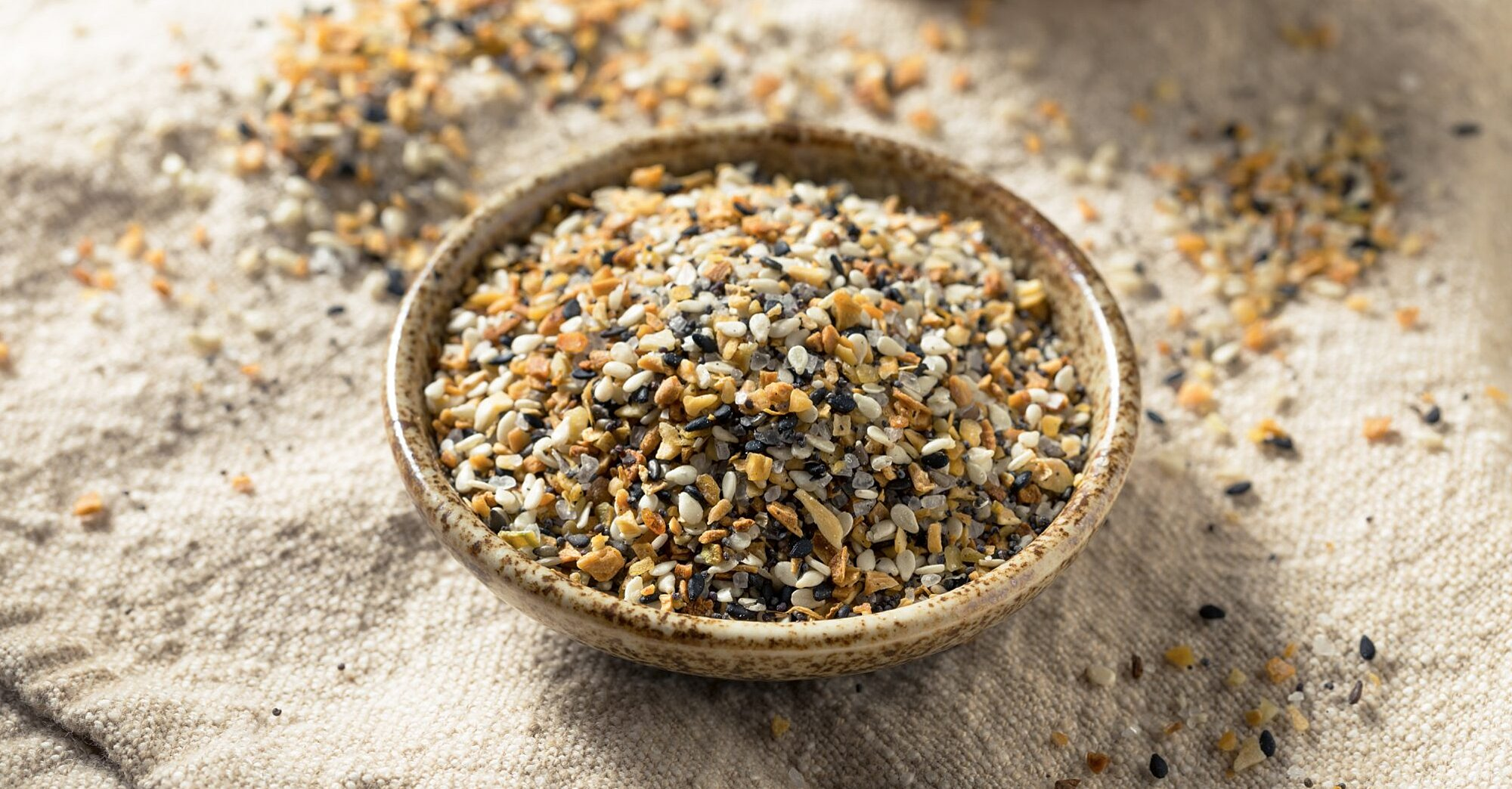 How to Make Everything Bagel Seasoning From Scratch