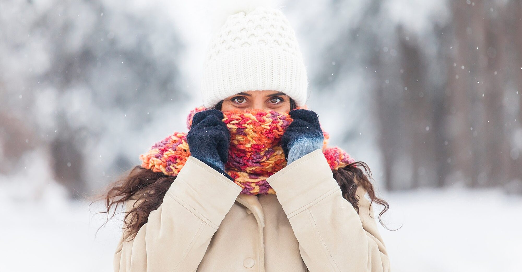 9 Common Beauty Winter Problems—and How to Fix Them