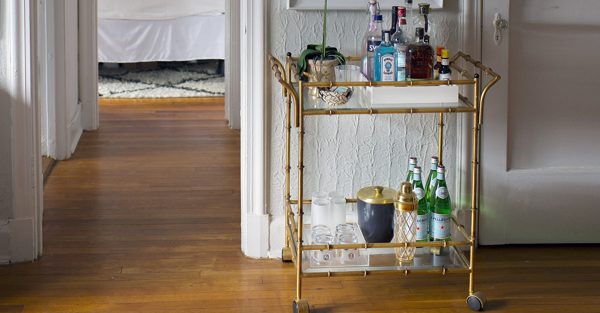 If You're Storing Wine in the Fridge or Vodka in the Freezer, You Need to Read This