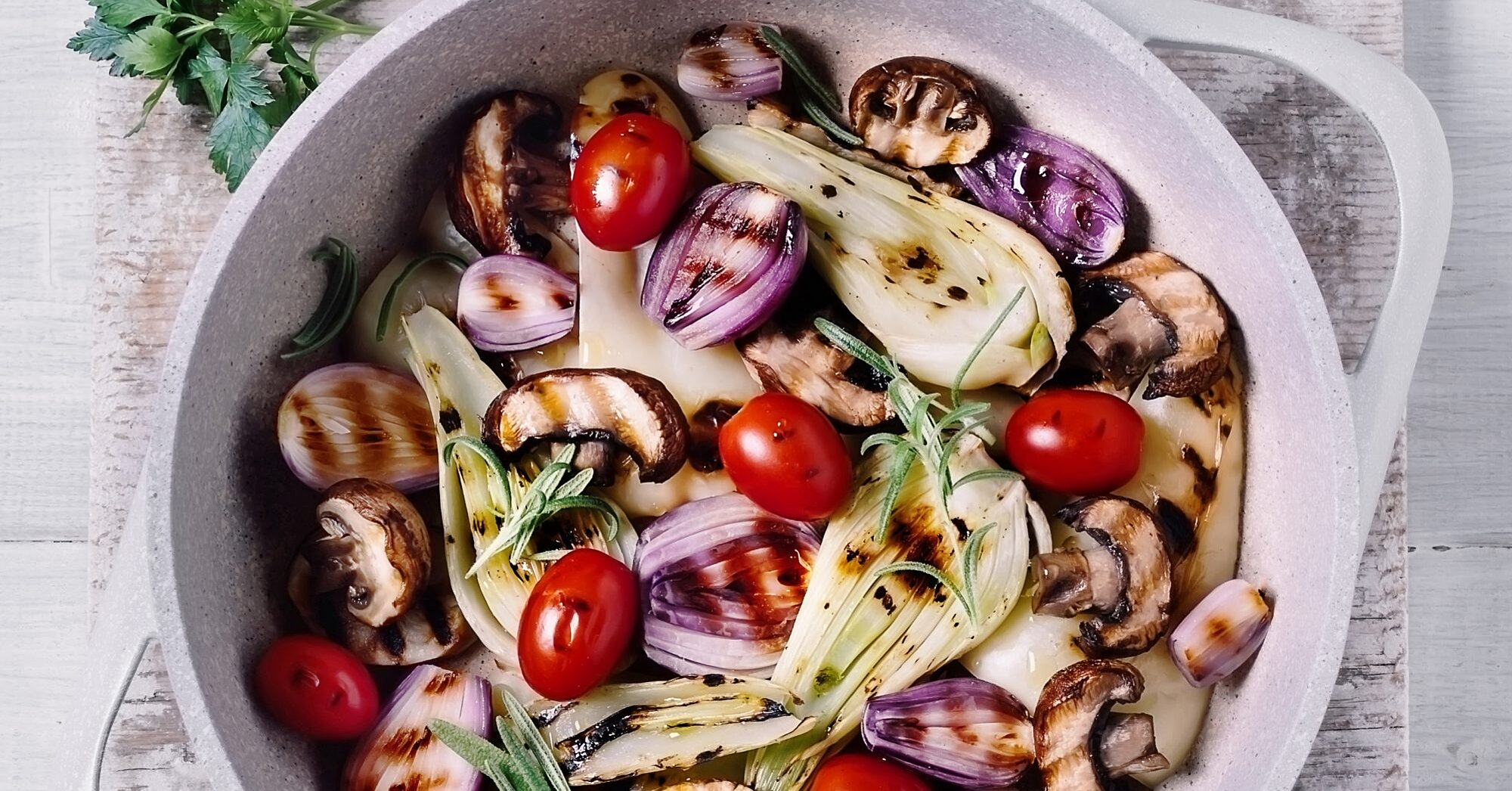 Now Is the Perfect Time to Start Grilling Your Vegetables—Here's Why