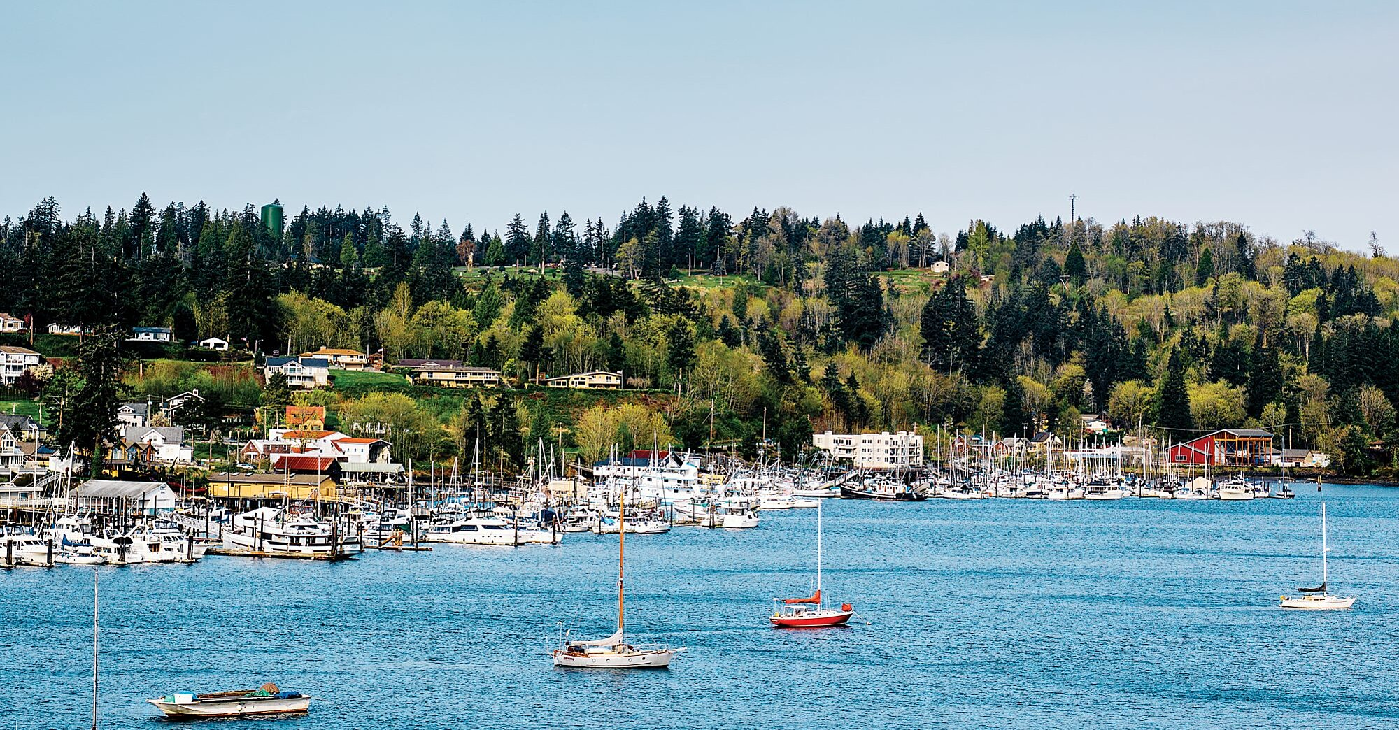 The Best Places To Live on the Coast