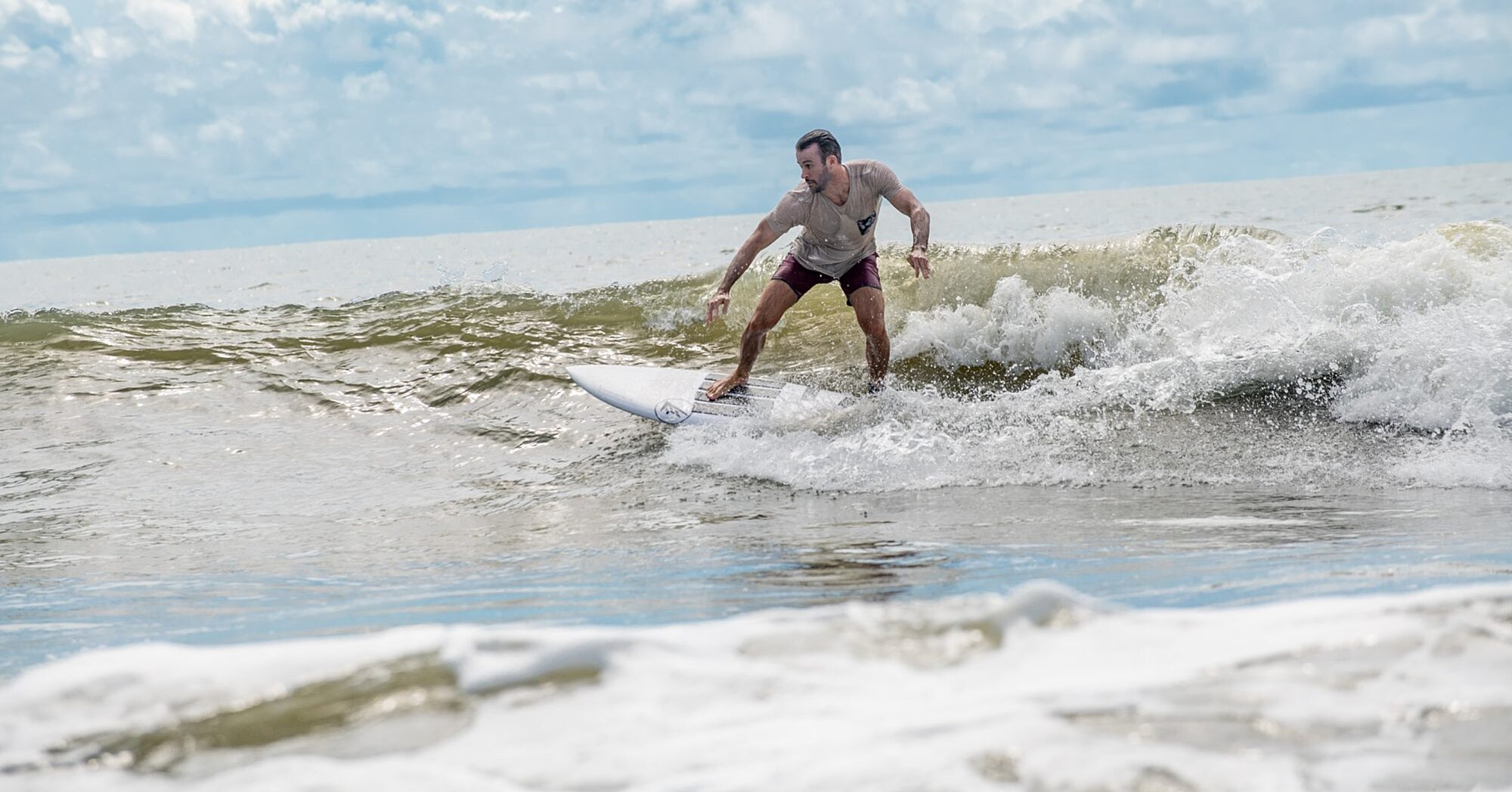 Folly Beach-Based Warrior Surf Foundation Has Served 500+ Veterans with Surf Therapy