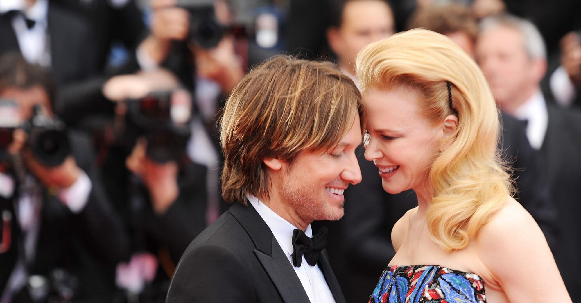 "Nicole Kidman Gushes on Being Married to ""Really Good Man"" and ""Great Father,"" Keith Urban"