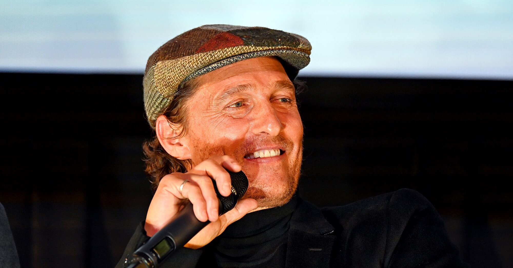 Matthew McConaughey Says He May Be Interested in Joining the WWE