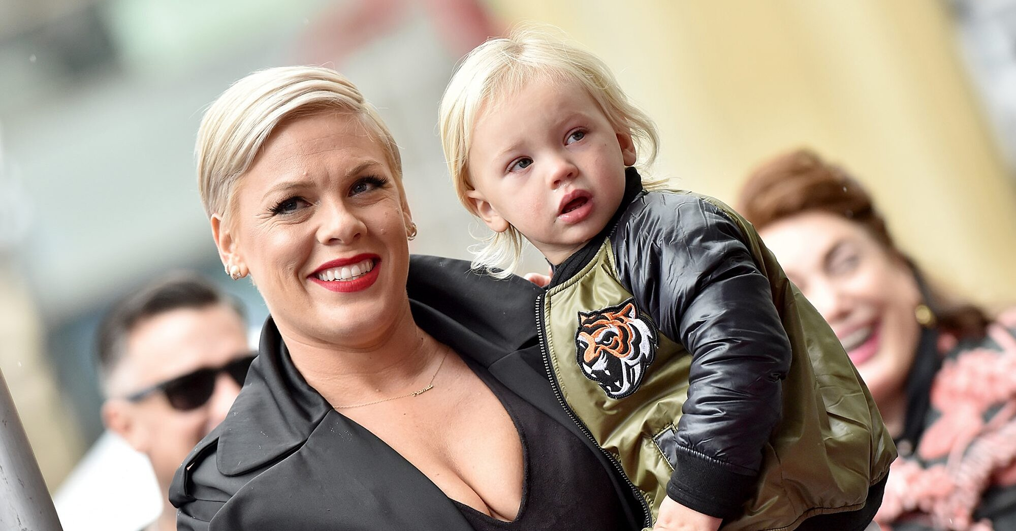Pink Reveals She and Her 3-Year-Old Son Tested Positive for Coronavirus