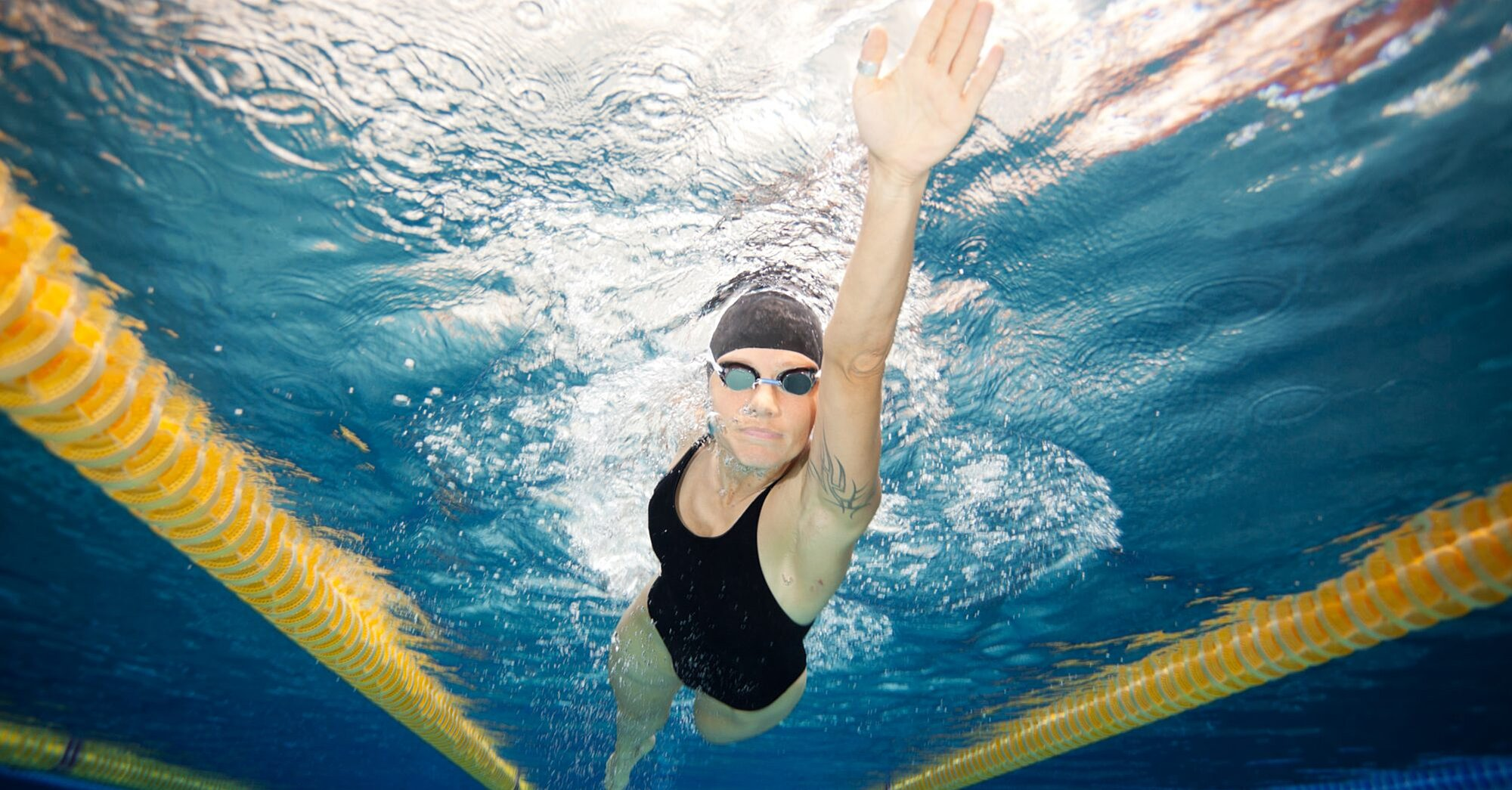 This Dryland Workout for Swimmers Promises to Get You Into Michael Phelps-Level Shape