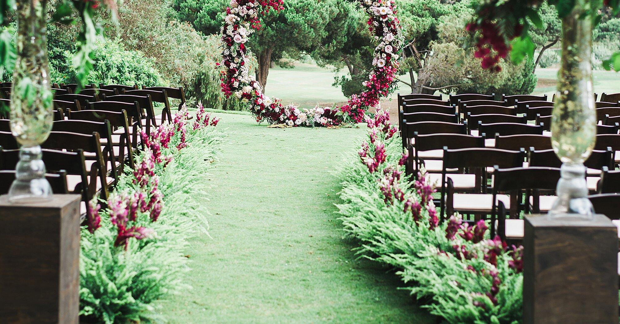 35 Altar and Aisle Decorations We Love   Martha Stewart Weddings