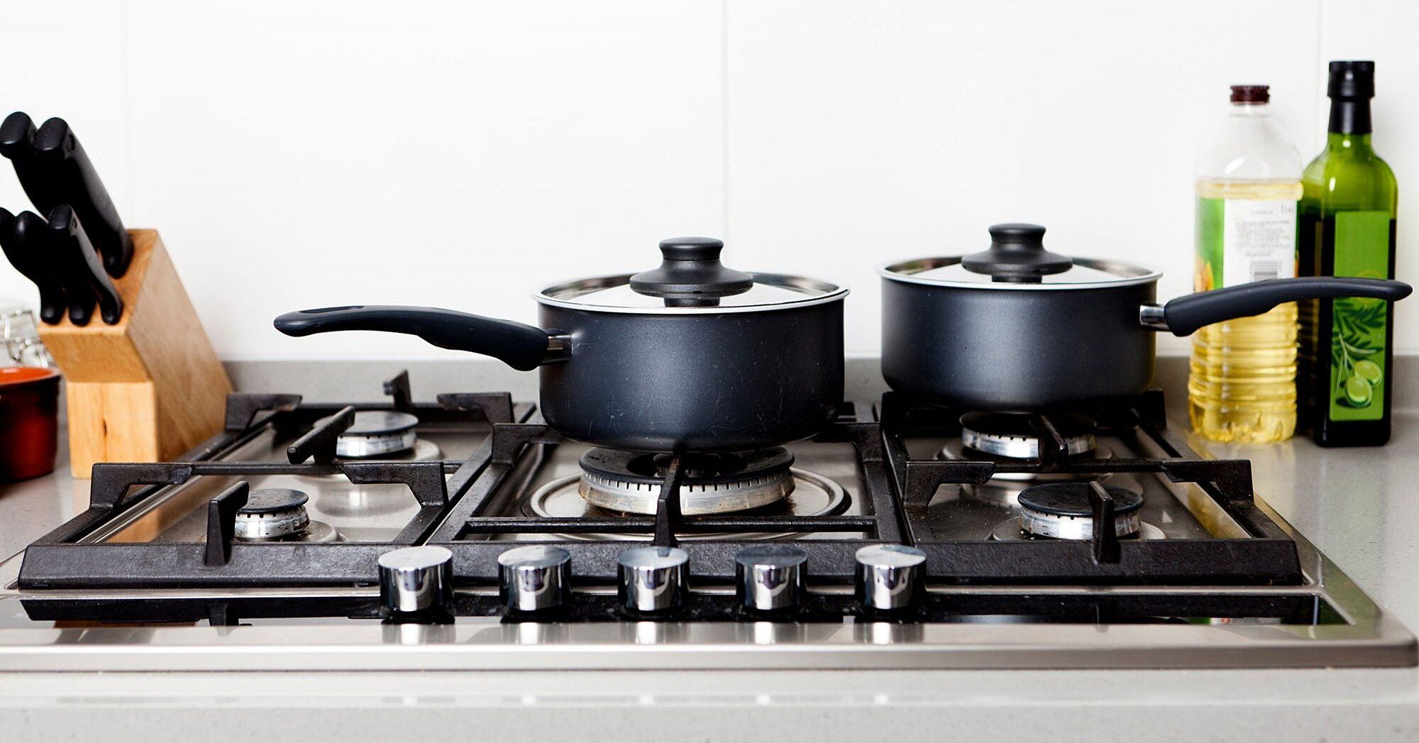 How To Clean Gas Stove Burners Allrecipes