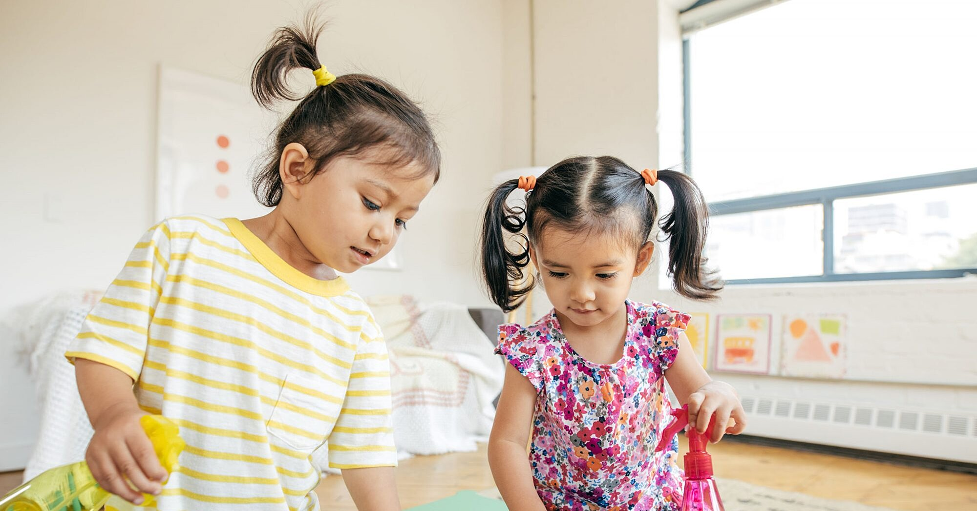 7 Ways to Get Your Kids to Help Clean Up