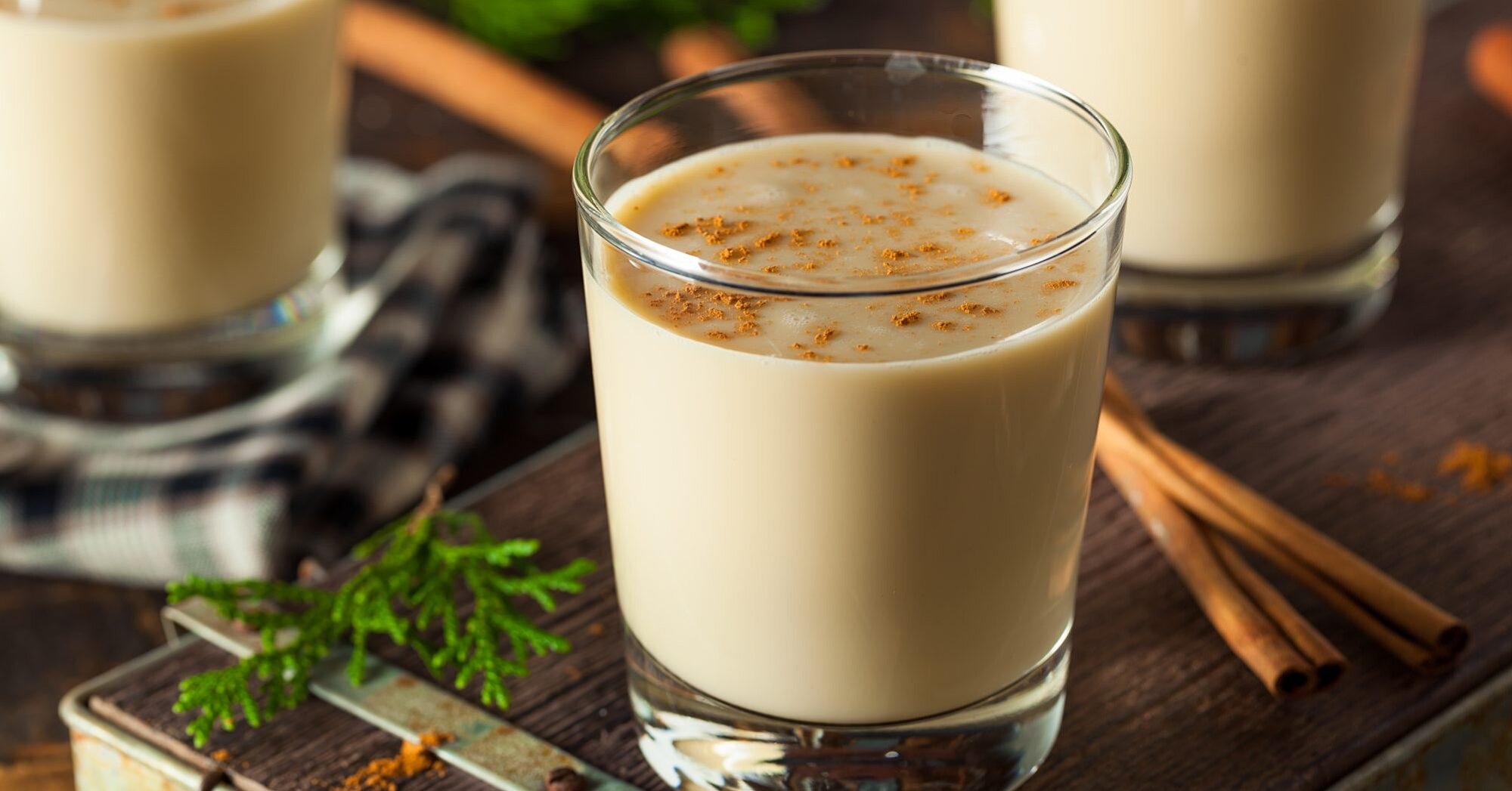 5 Ways to Spike Store-Bought Eggnog