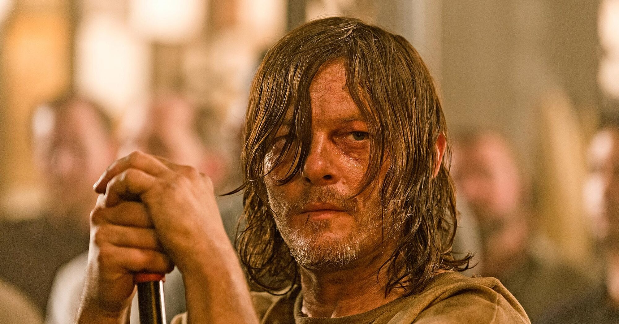 'The Walking Dead': Norman Reedus Says He Hated Filming the First Half of Season 7