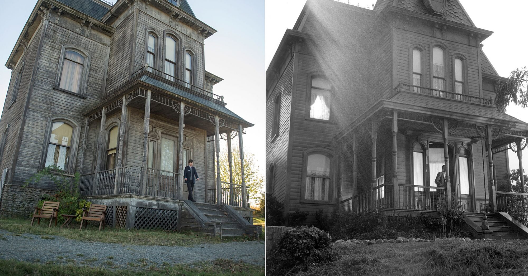Bates Motel How To Build The Creepiest Place On Earth Ew Com