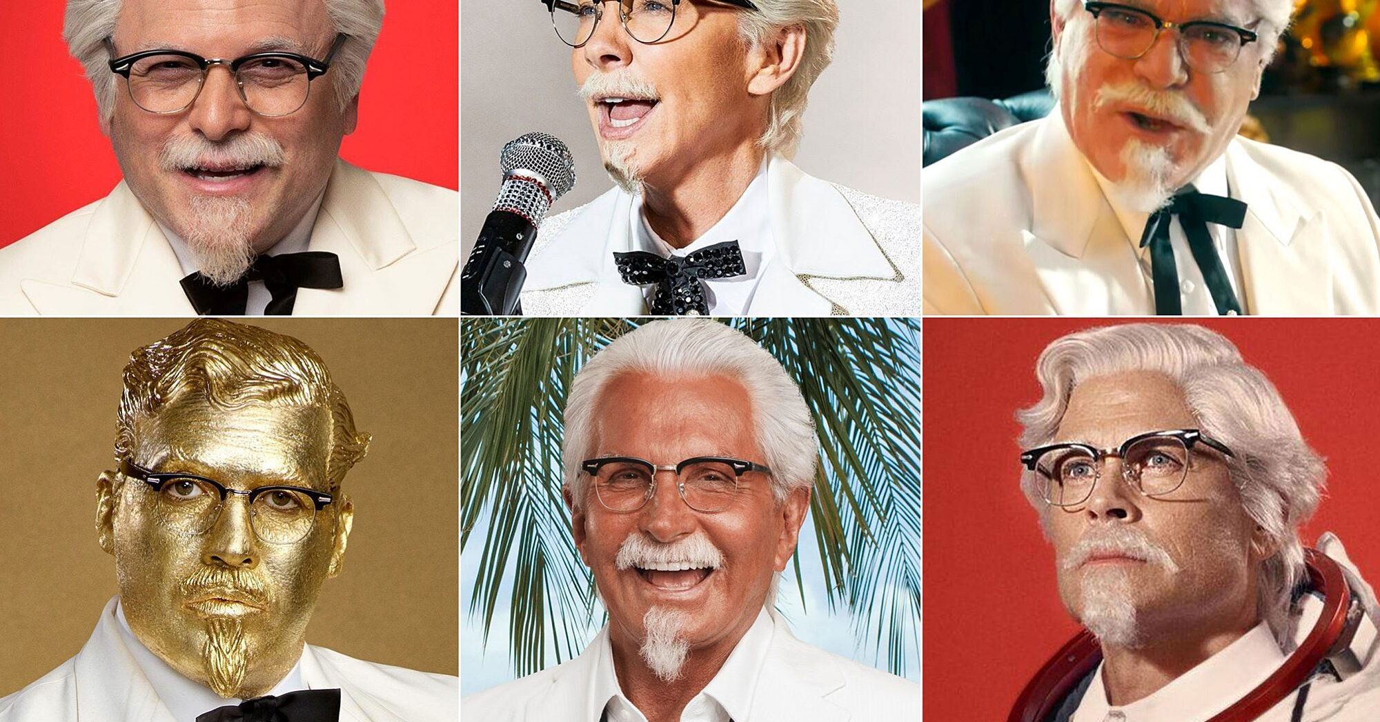 KFC commercials: Every person who's played Colonel Sanders | EW.com
