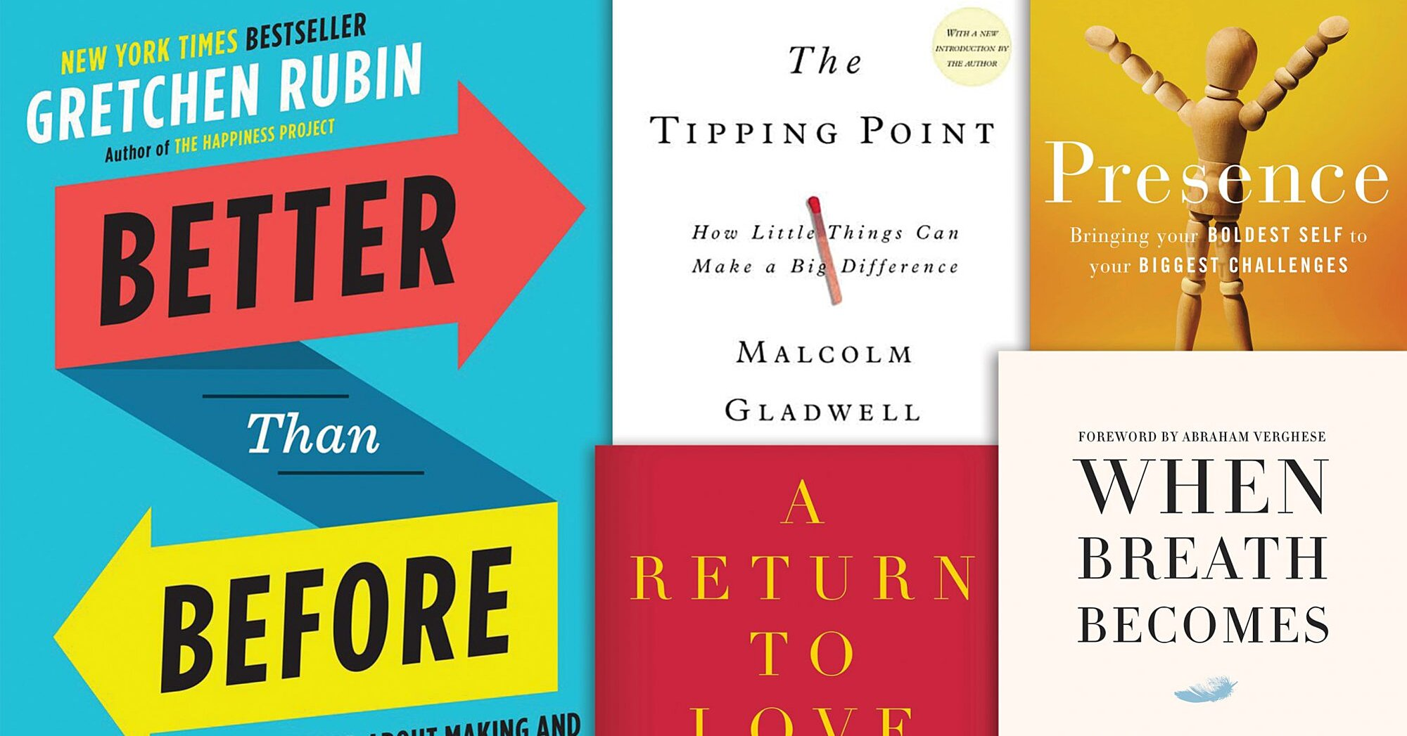 20 books that will change your life