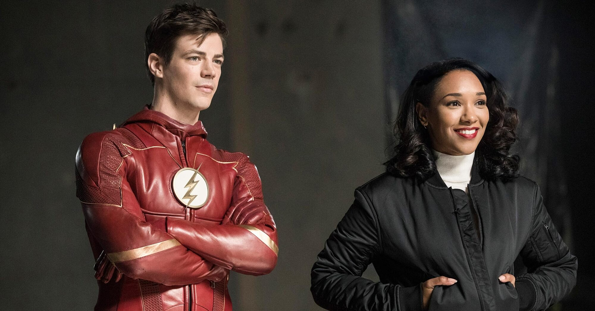 'The Flash' first look: Find out how Iris gets her powers