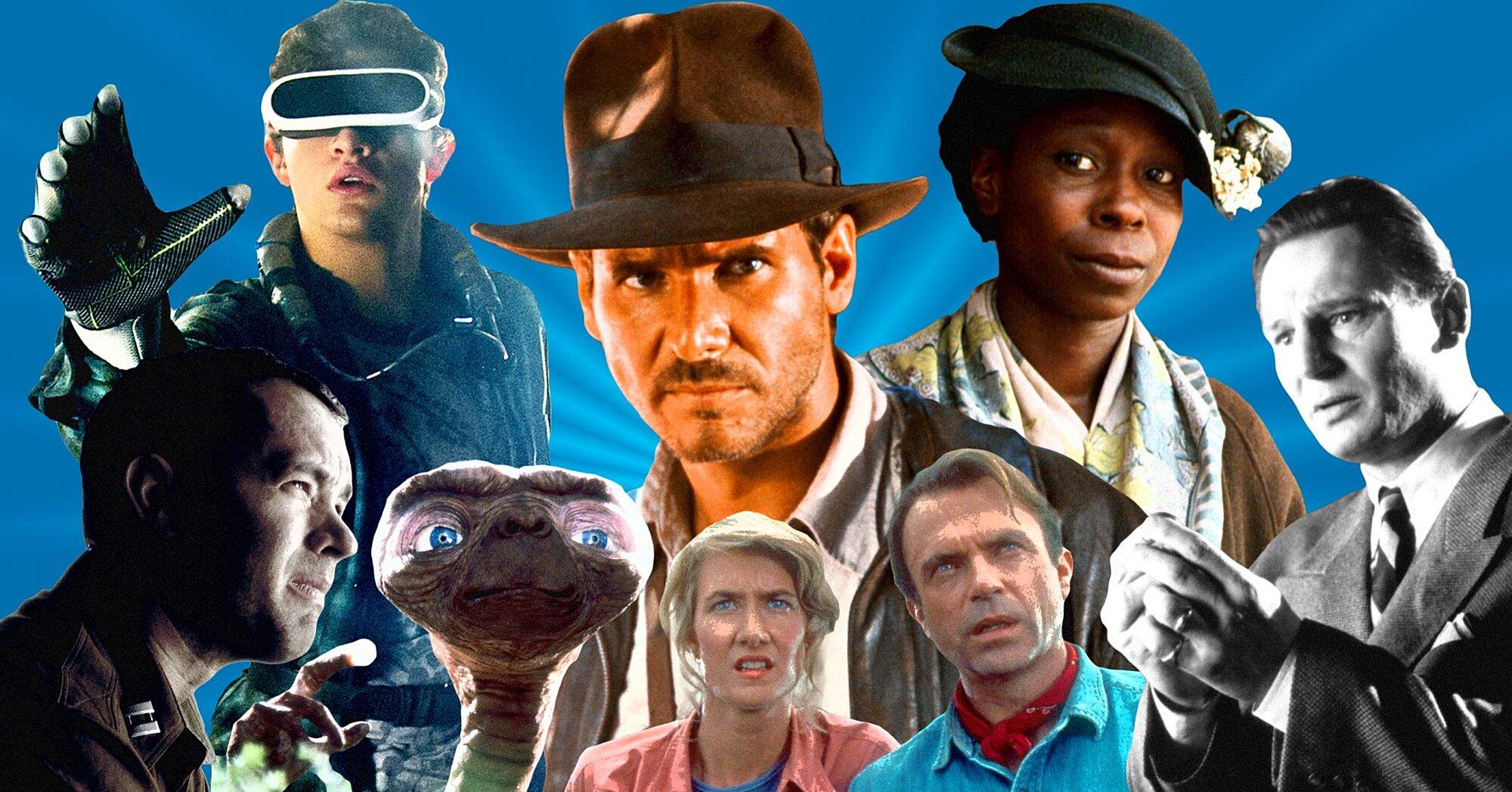 Every Steven Spielberg movie, ranked