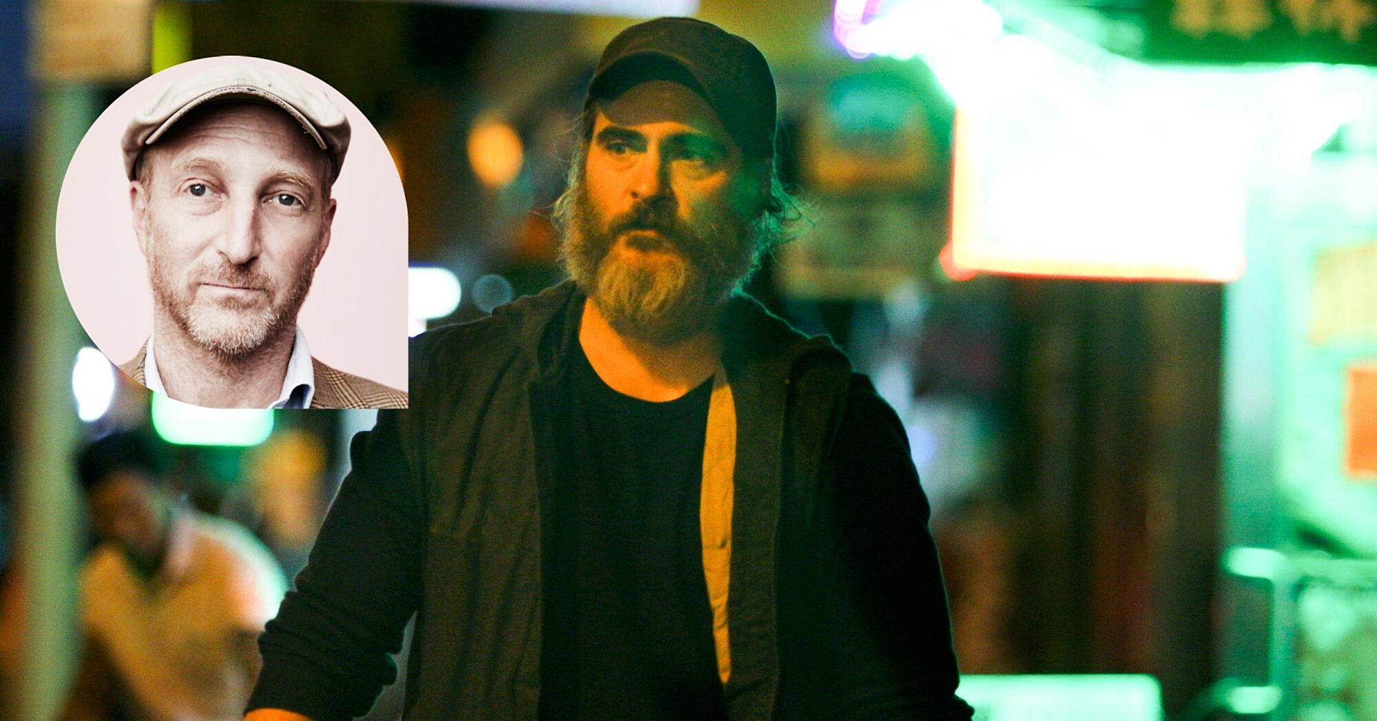 Author Jonathan Ames dishes on Joaquin Phoenix and a Bored To Death revival  | EW.com
