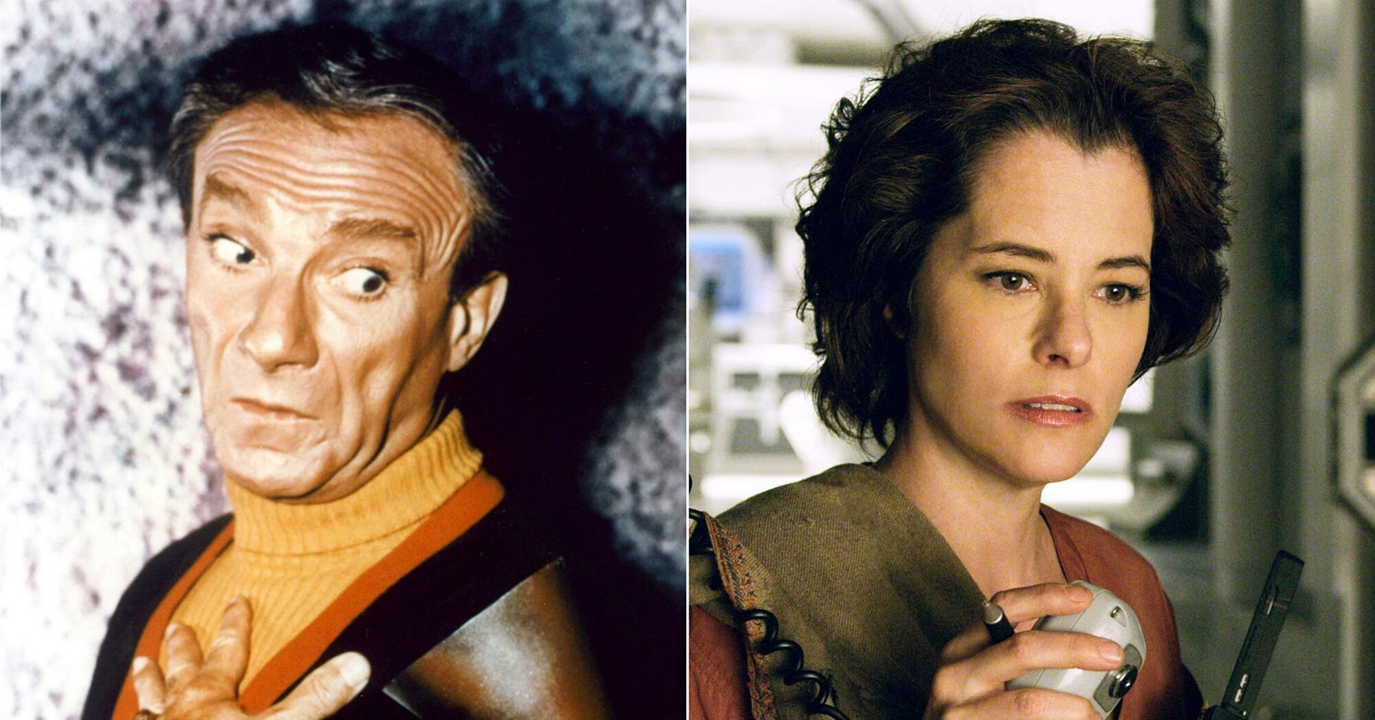 Lost In Space A Salute To Parker Posey And Dr Smith Ew Com