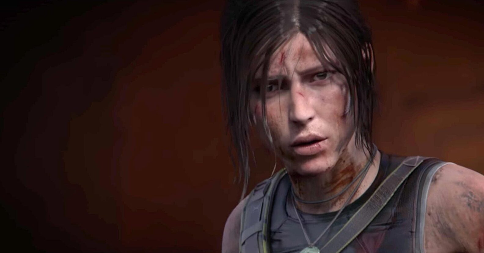 Shadow Of The Tomb Raider Trailer Lara Croft Stops A Mayan