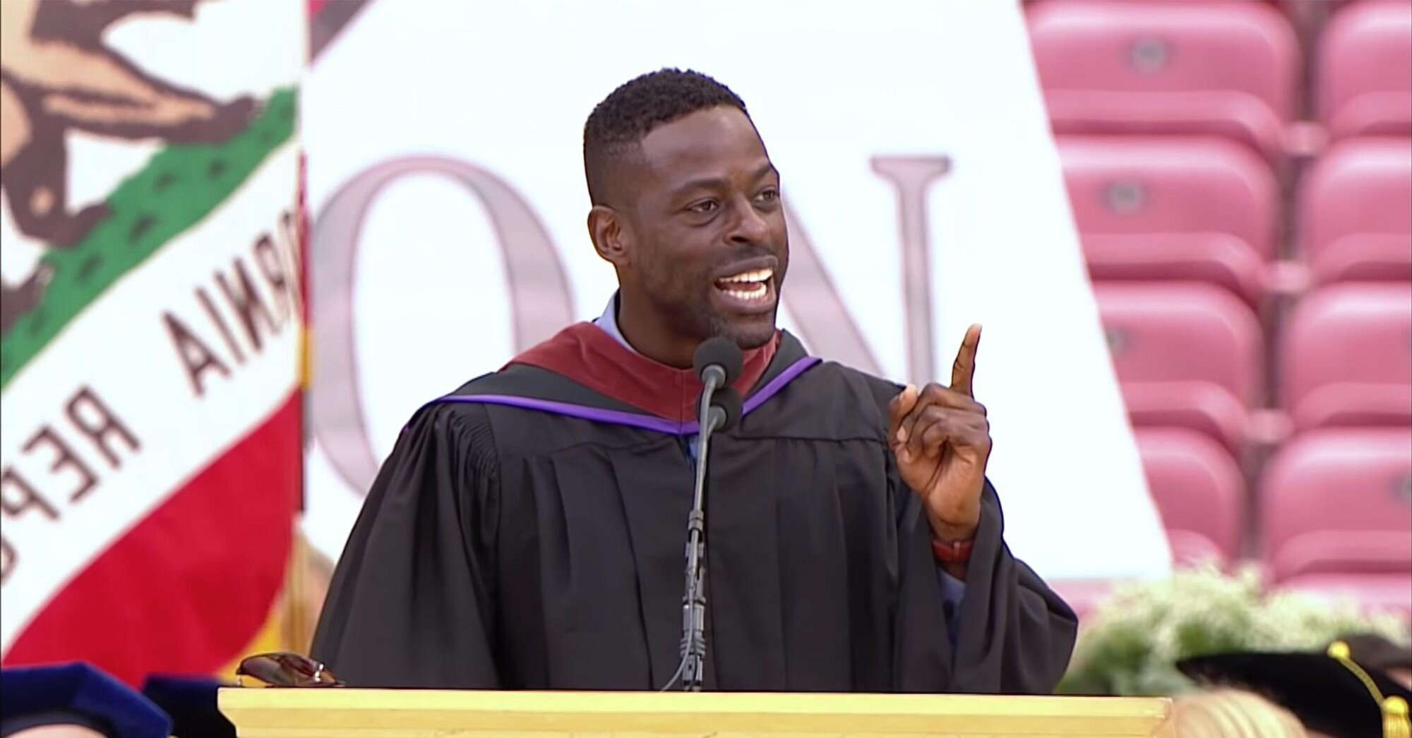 Sterling K Brown Mindy Kaling And More Of 2018 S Most Inspiring Celebrity Graduation Speeches Flipboard