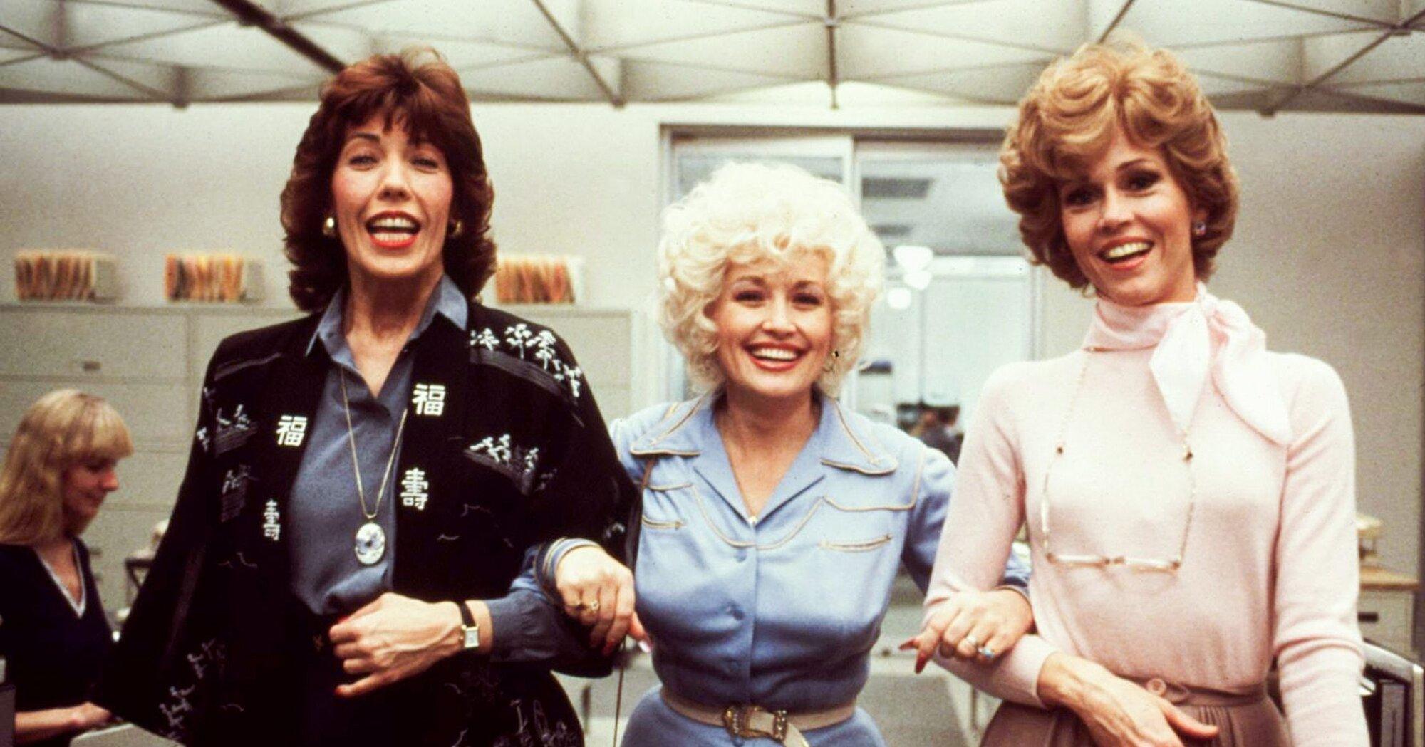 Dolly Parton shares new 9 to 5 sequel details | EW.com