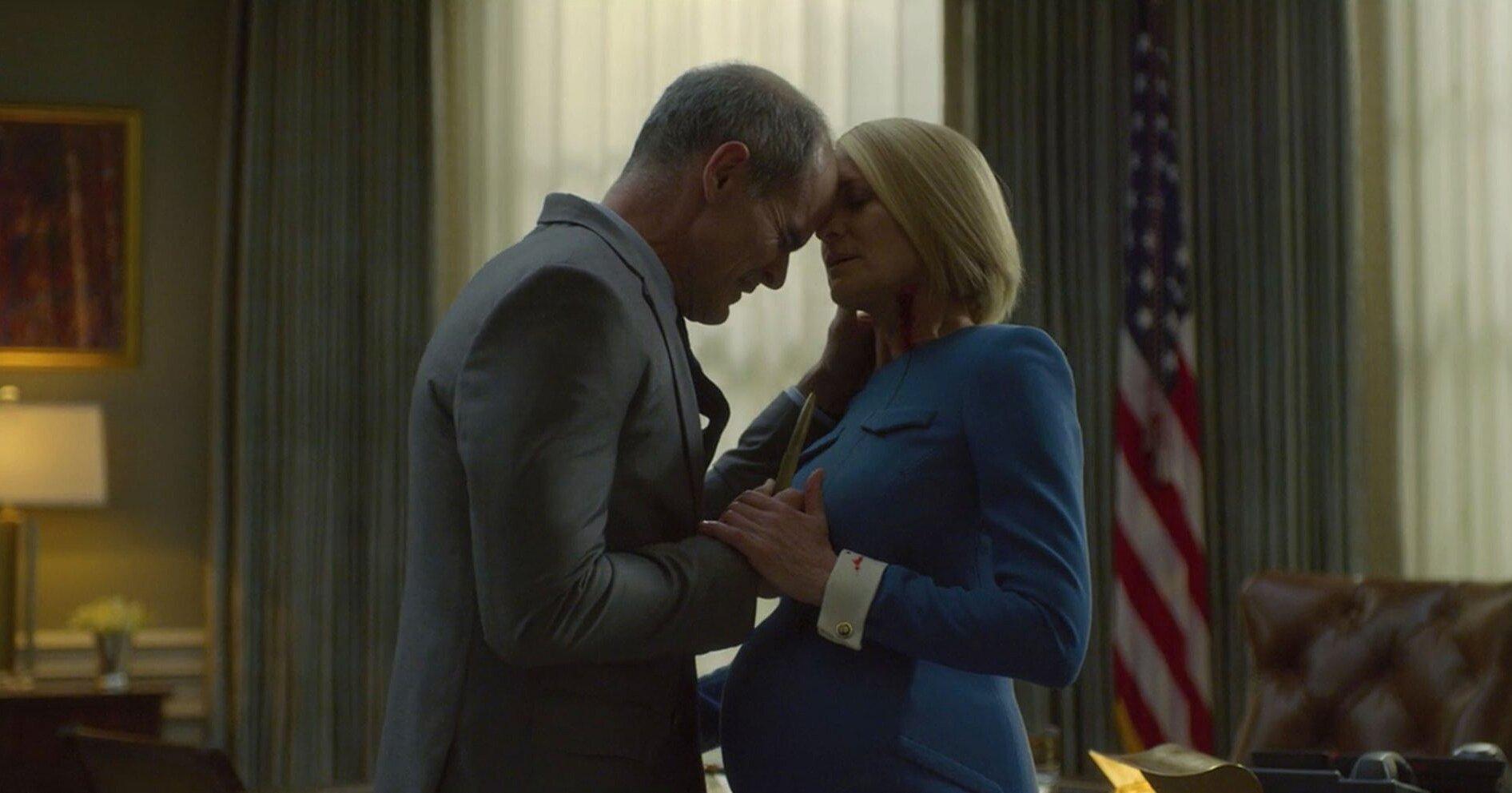 House of Cards recap: Season 6, Episode 8   EW.com