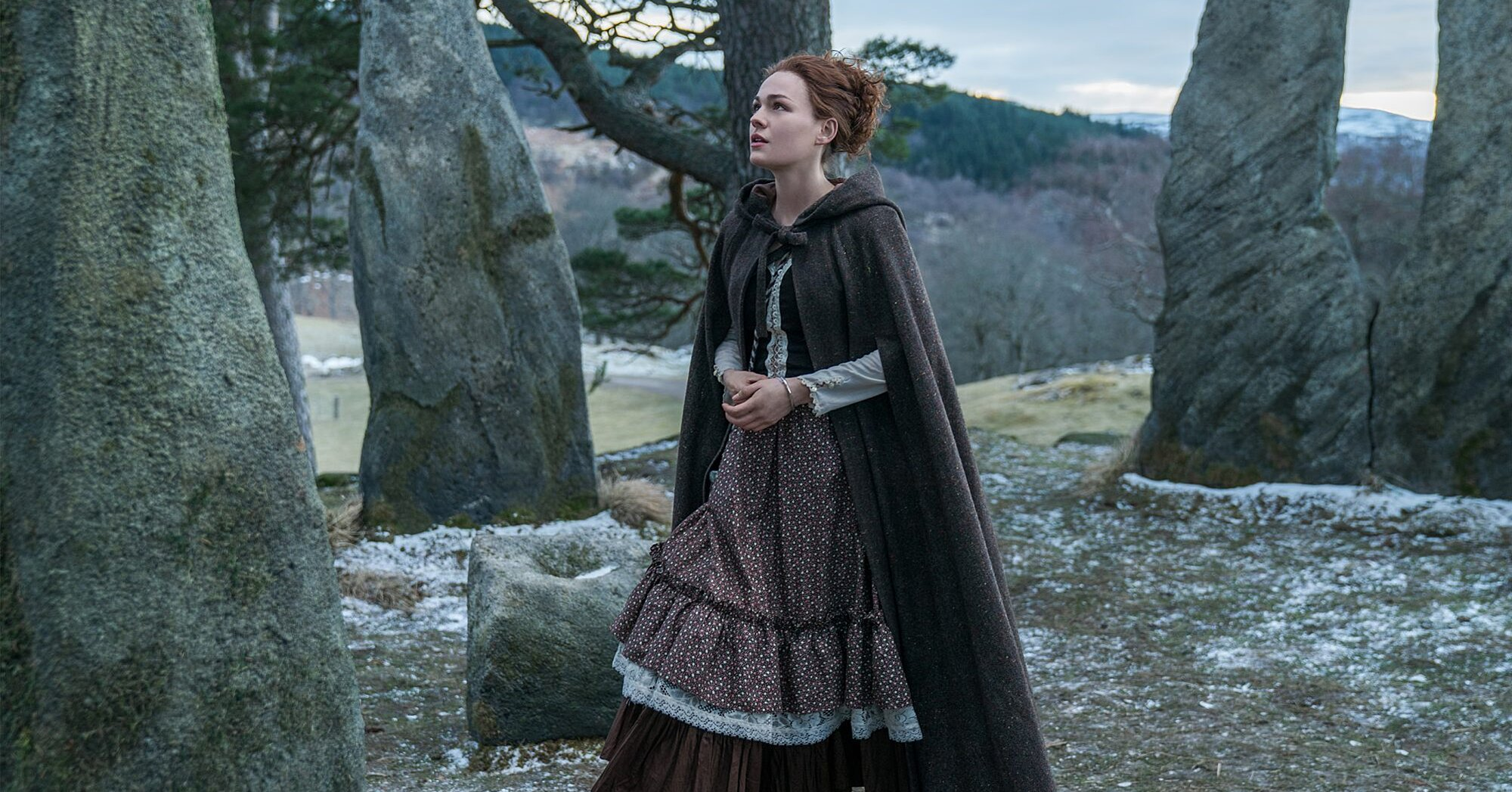 Why 'Outlander' issued a warning before Sunday's episode