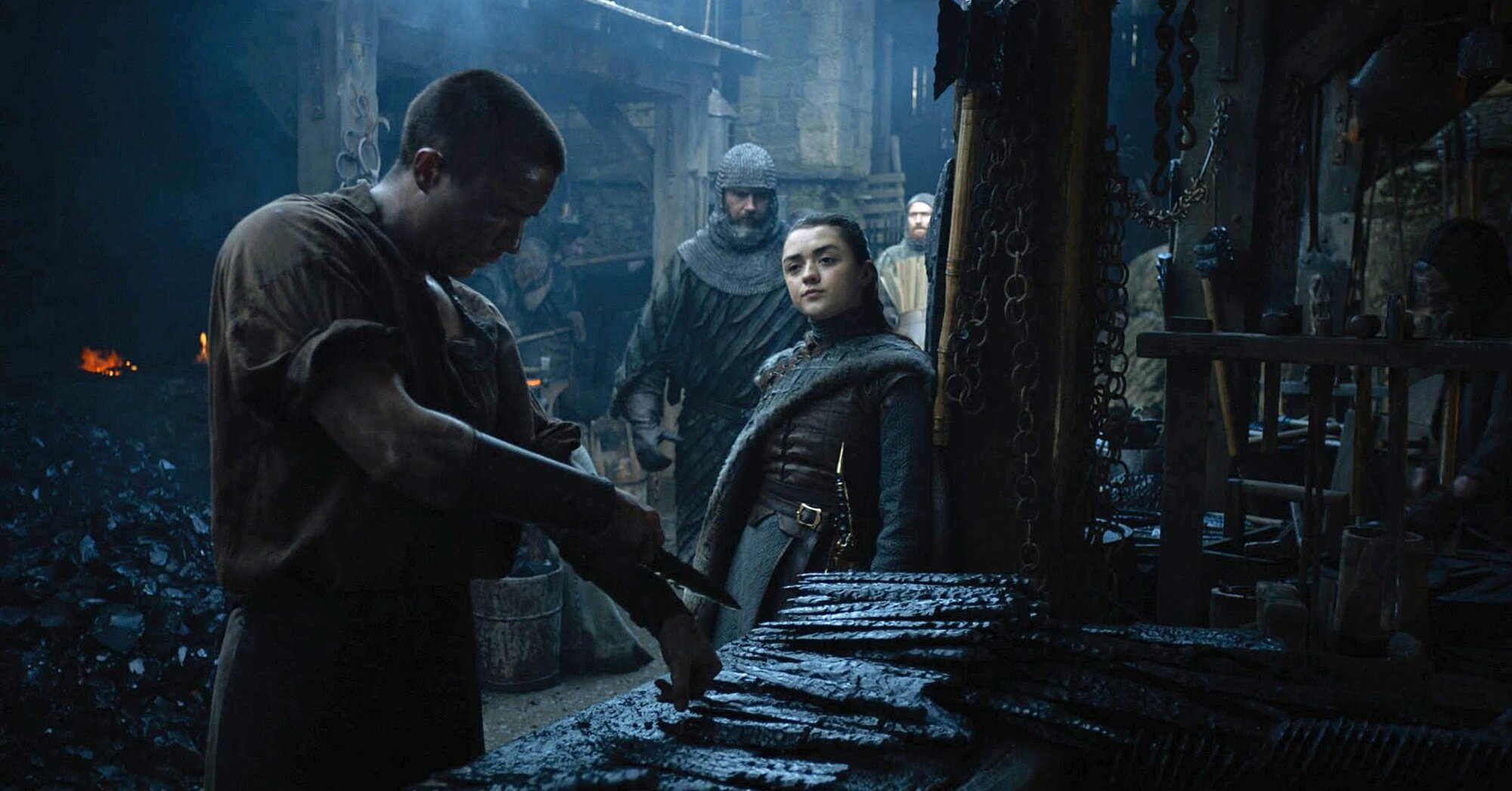 Arya Behind The Scenes Hookup Hotshot Porn maisie williams discusses arya's first game of thrones sex