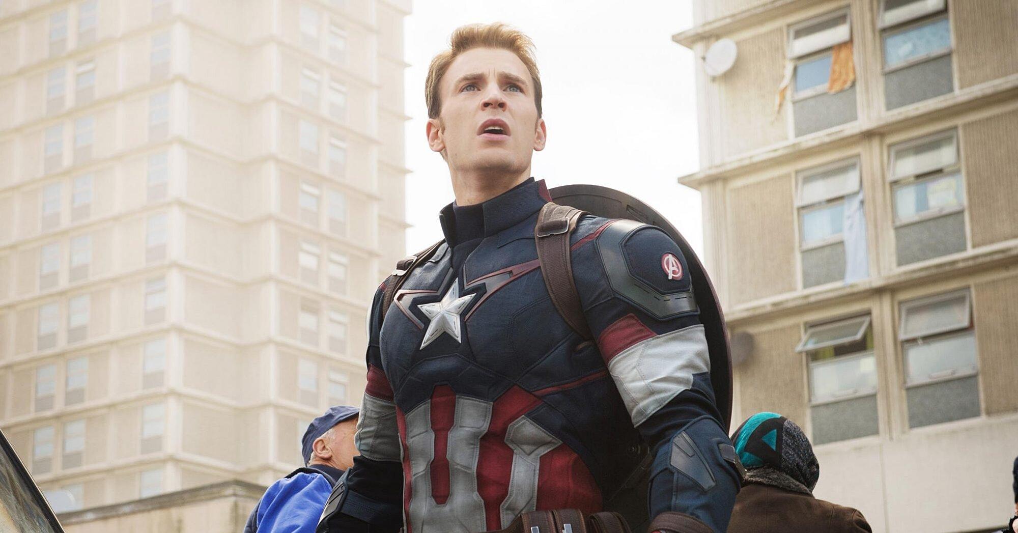 'Avengers Endgame' directors answer Captain America mystery