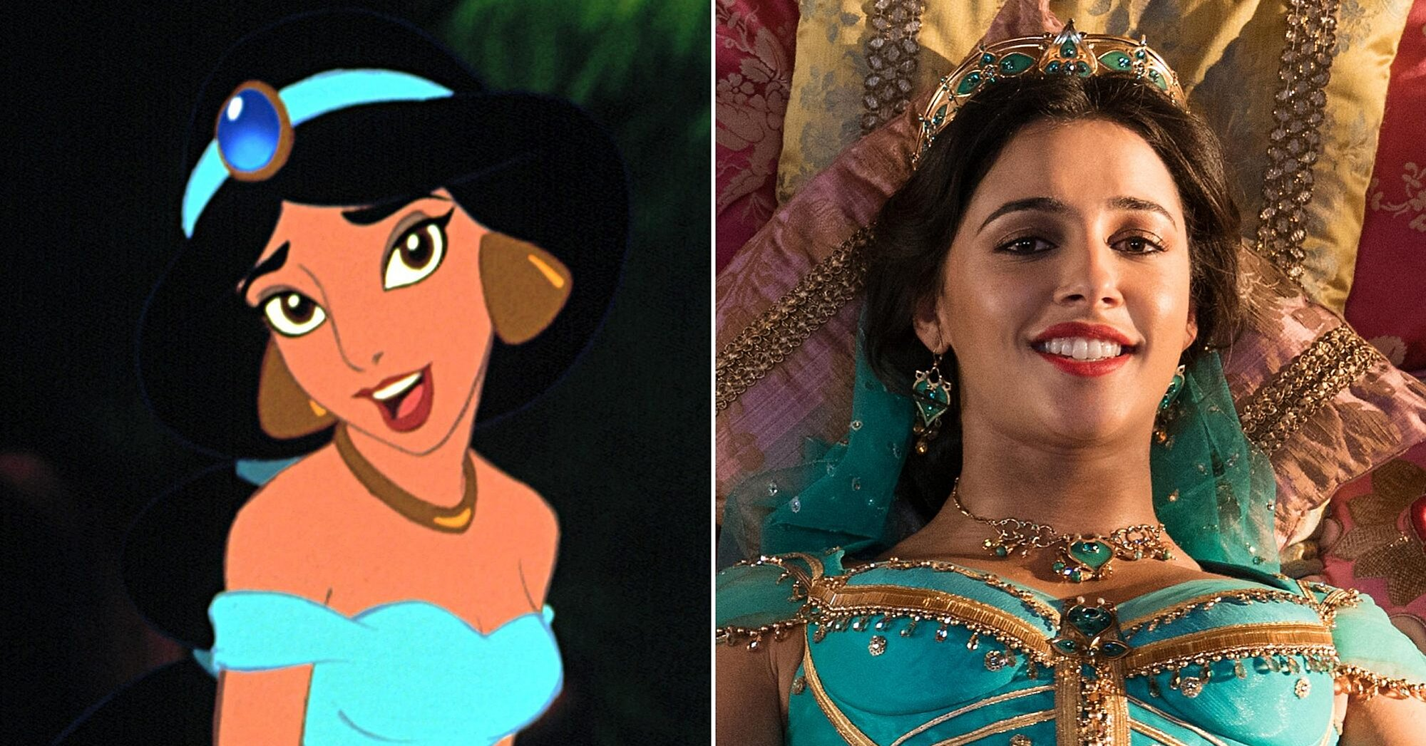 How Guy Ritchie S Aladdin Differs From Disney S 1992 Animated