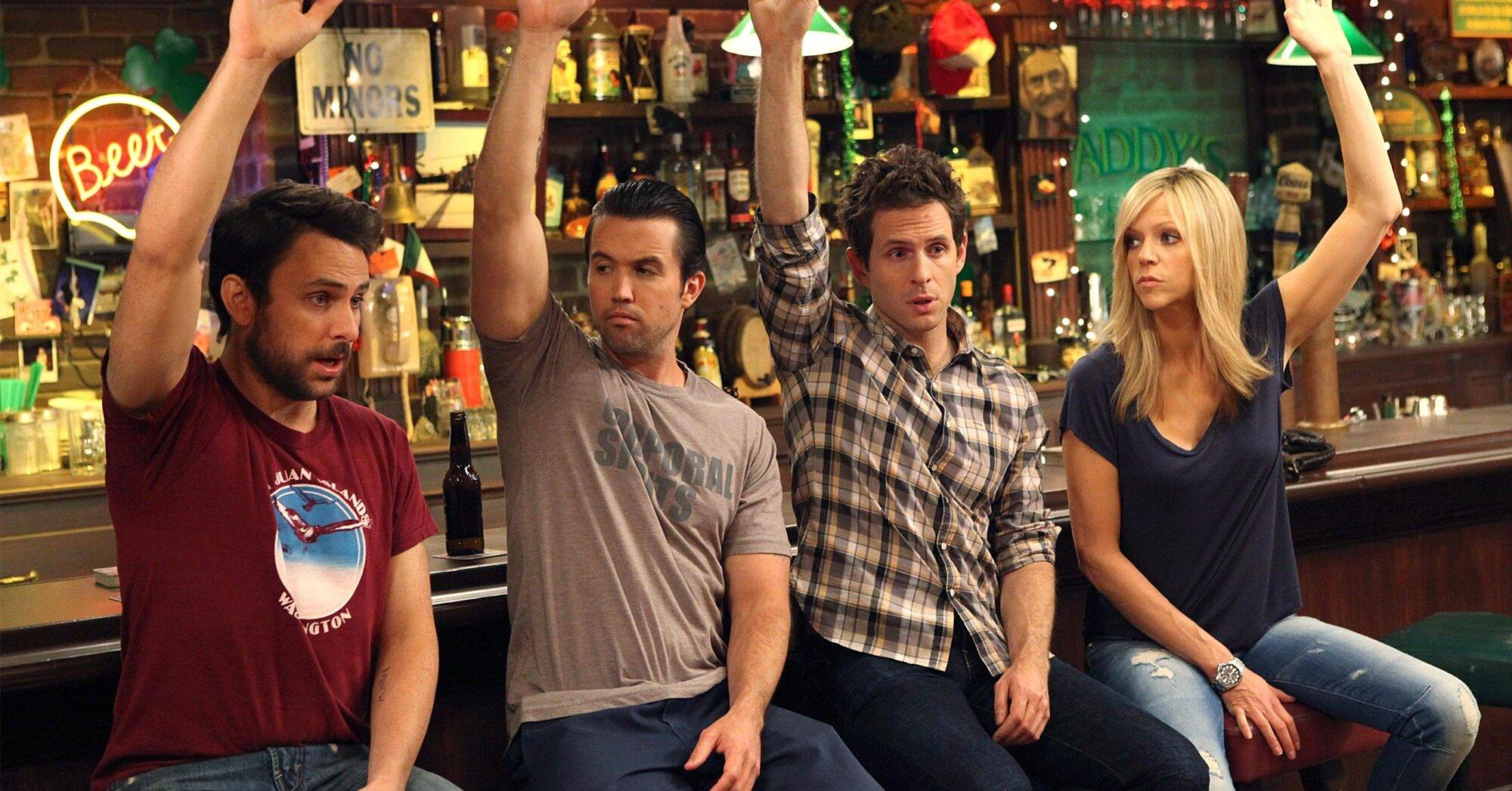 New season of 'It's Always Sunny in Philadelphia' will tackle coronavirus - Entertainment Weekly