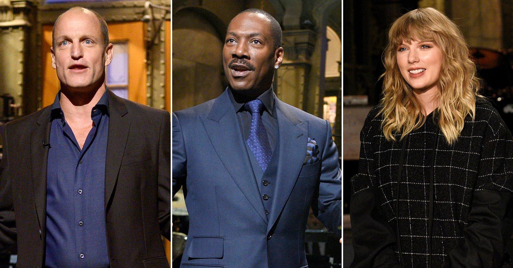 Saturday Night Live Releases Star Studded Season 45 Line Up Eddie Murphy Returns Ew Com