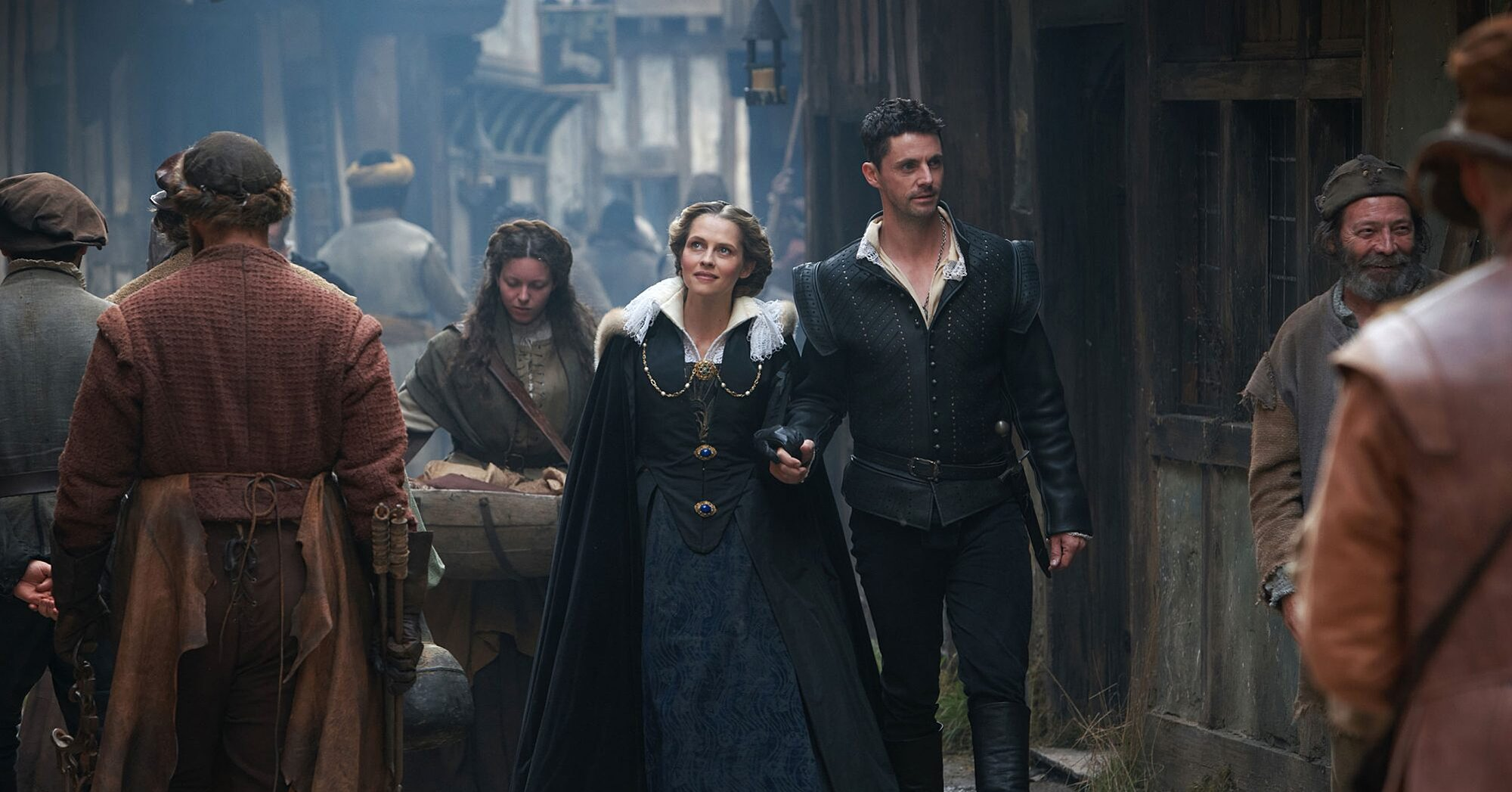 A Discovery of Witches: See Matthew Goode in first season 2 photo ...