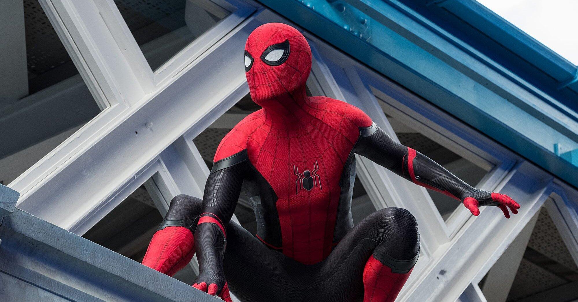 Spider-Man swings again: Marvel, Sony reach deal on next Tom Holland film | EW.com