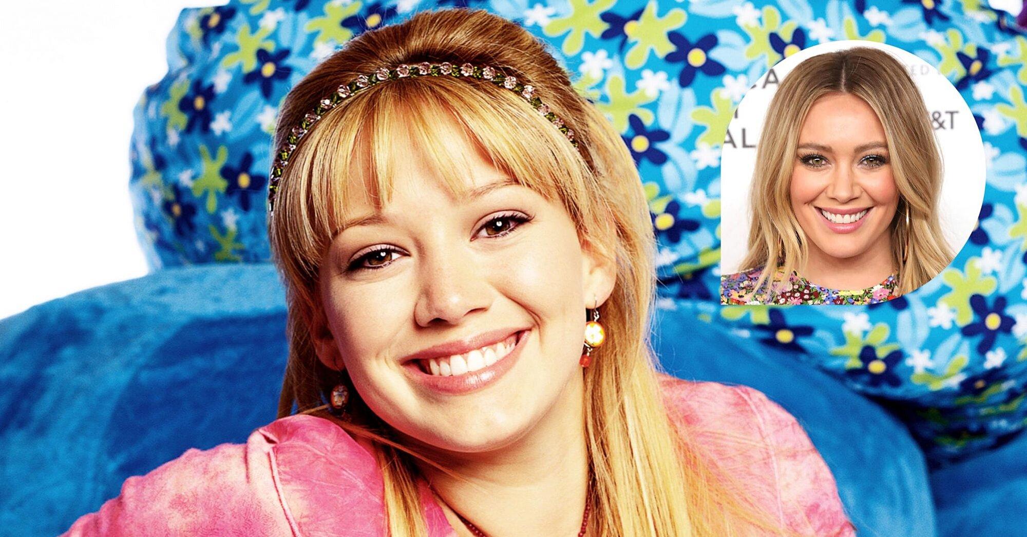 Hilary Duff On The Lizzie Mcguire Disney Revival Reaction Ew Com