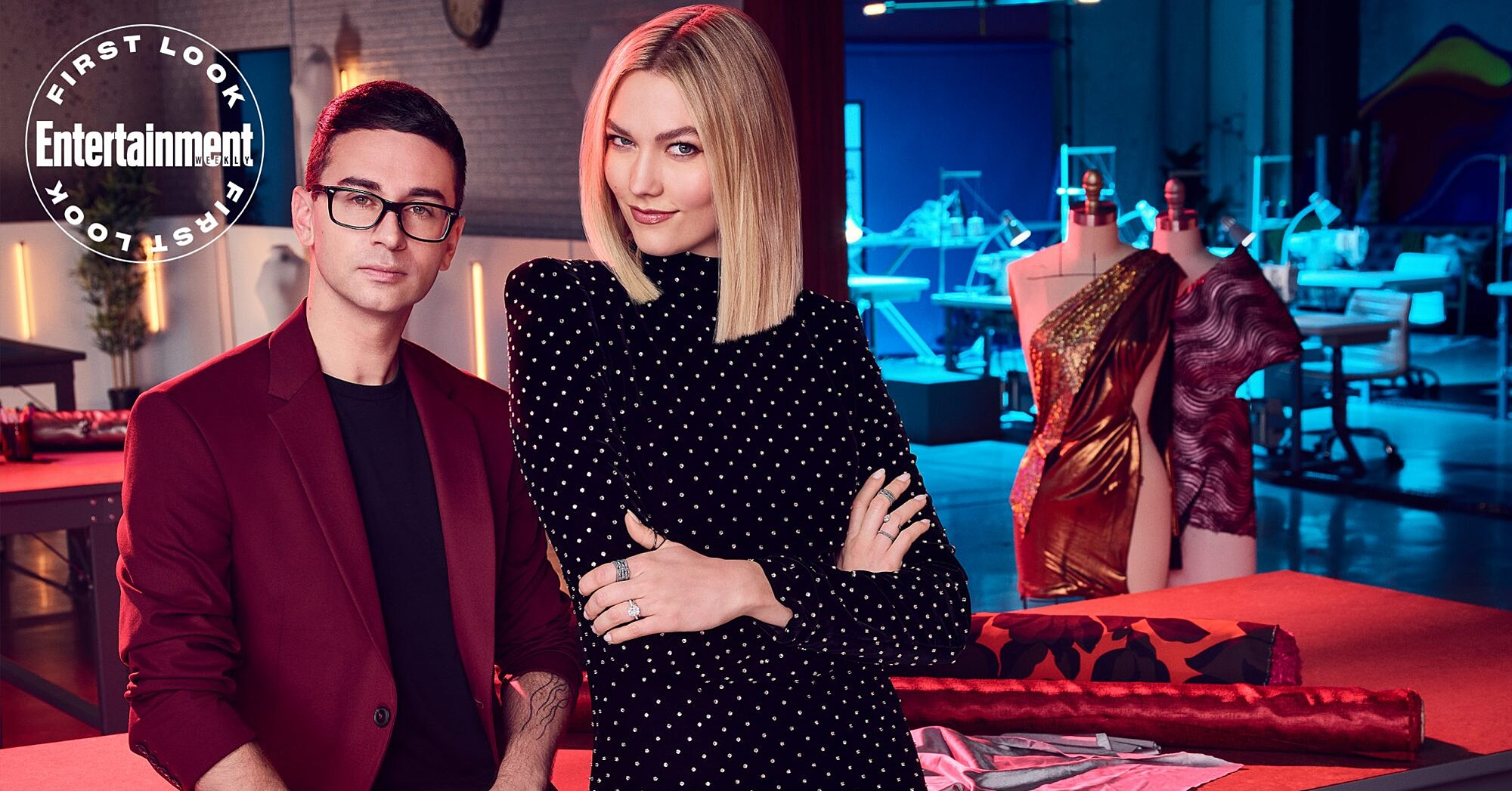 Project Runway Season 18 Exclusive Look At Contestants And Celeb Guests Ew Com