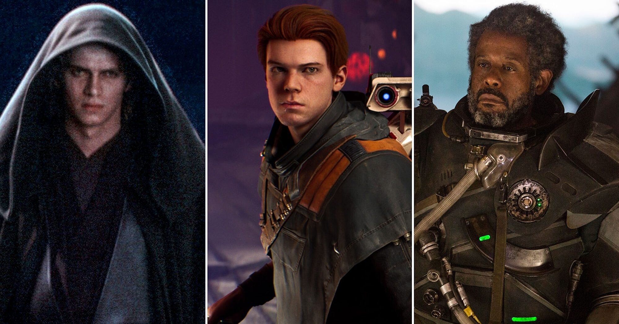 How Star Wars Jedi Fallen Order Connects To Timeline Universe Ew Com